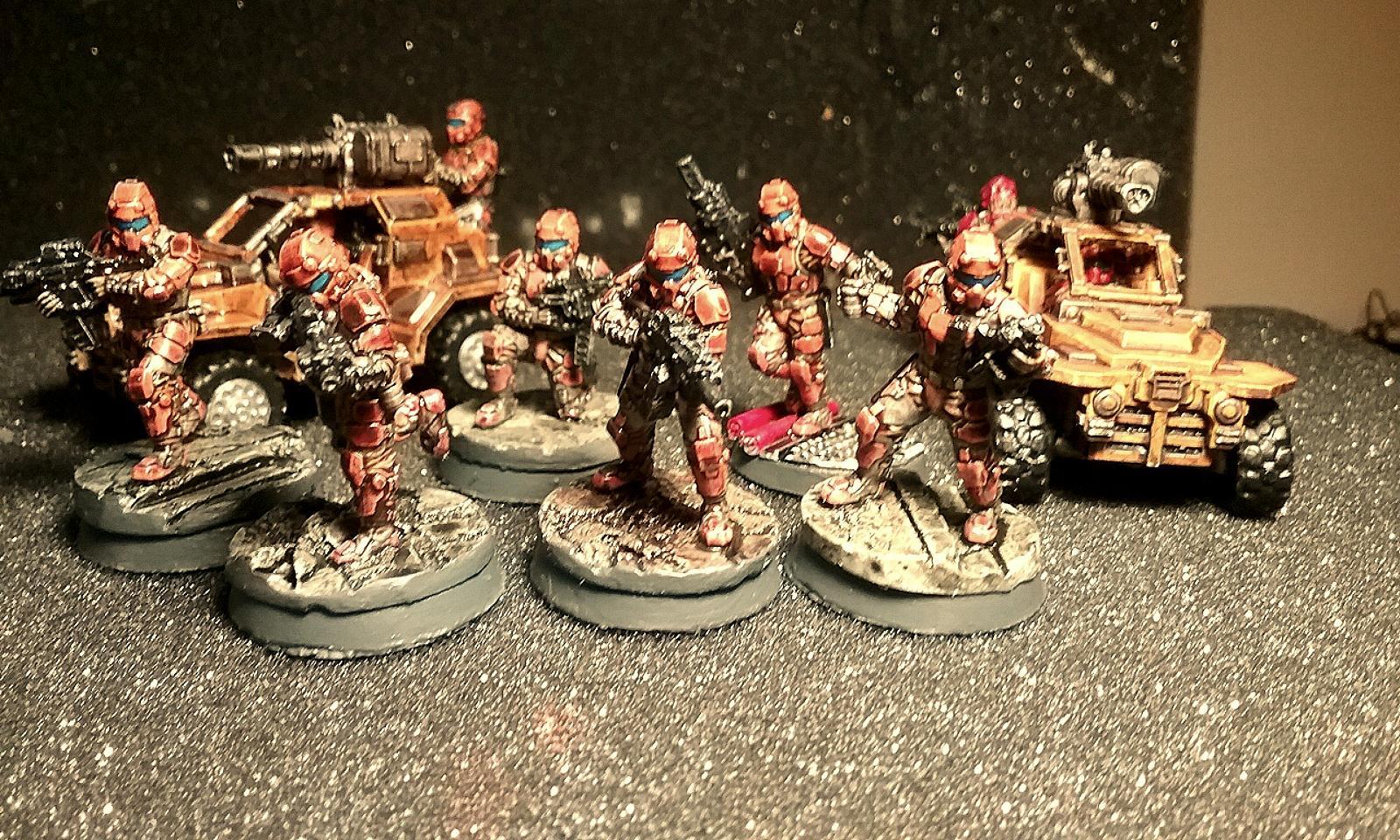 Afterlife, Instigator Assault Vehicles, Republic, Republic Commando, Republic Commandos