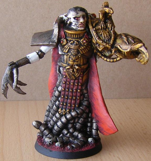 Cyber, Emperor, Warhammer 40,000, Warhammer Fantasy, Zombie