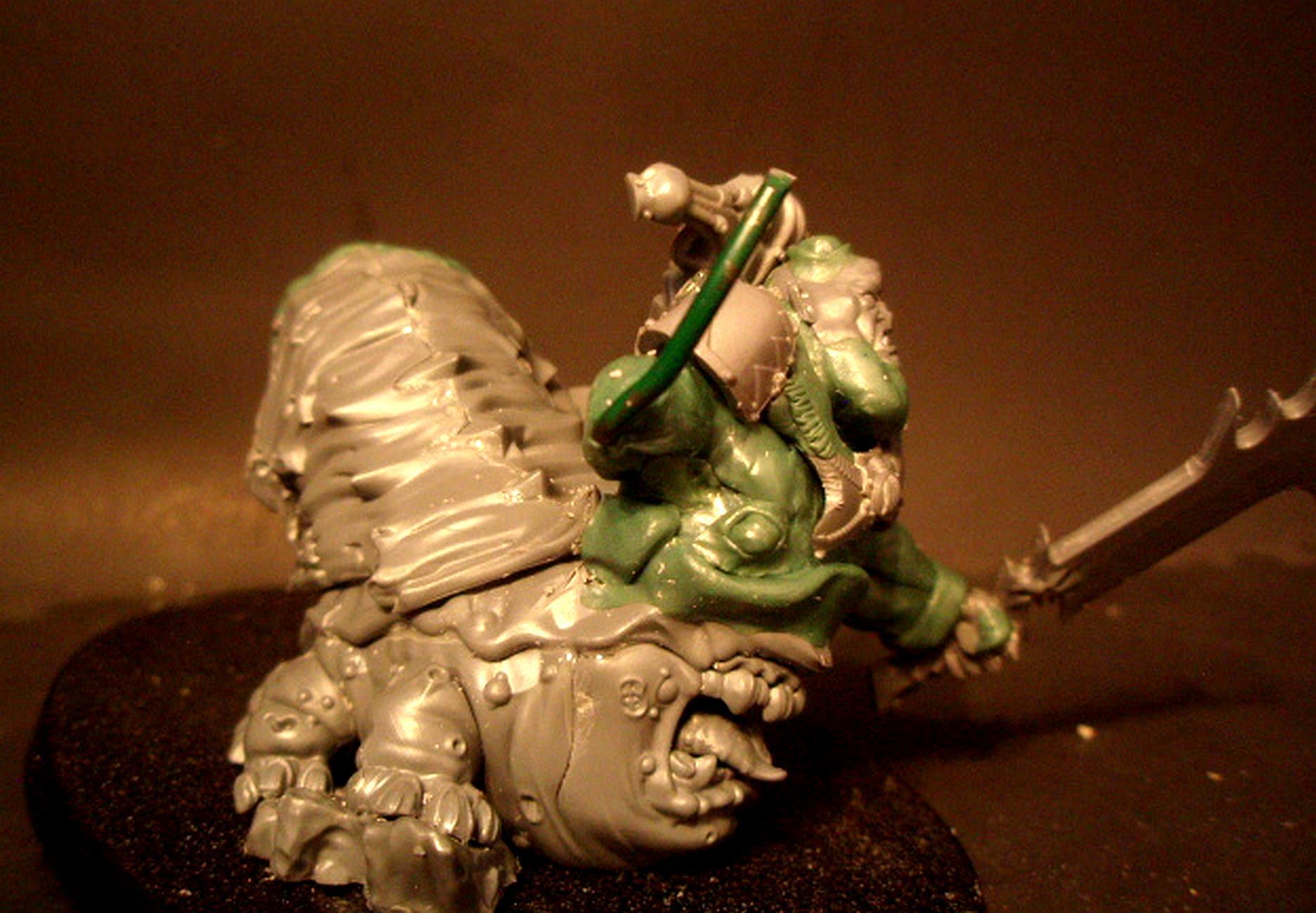 Conversion, Daemon Prince, Death Guard, Sculpting