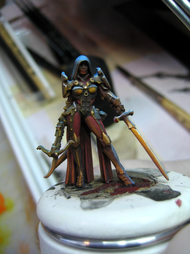 Bodyguard, Imperial Guard, Inquisitor, Raging Heroes, Retinue