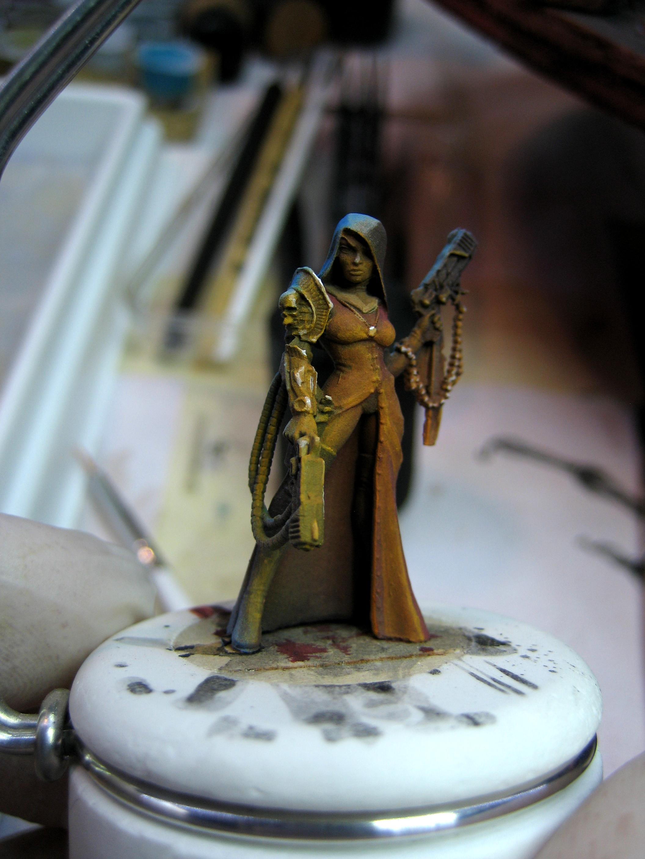 Bodyguard, Imperial Guard, Inquisitor, Retinue