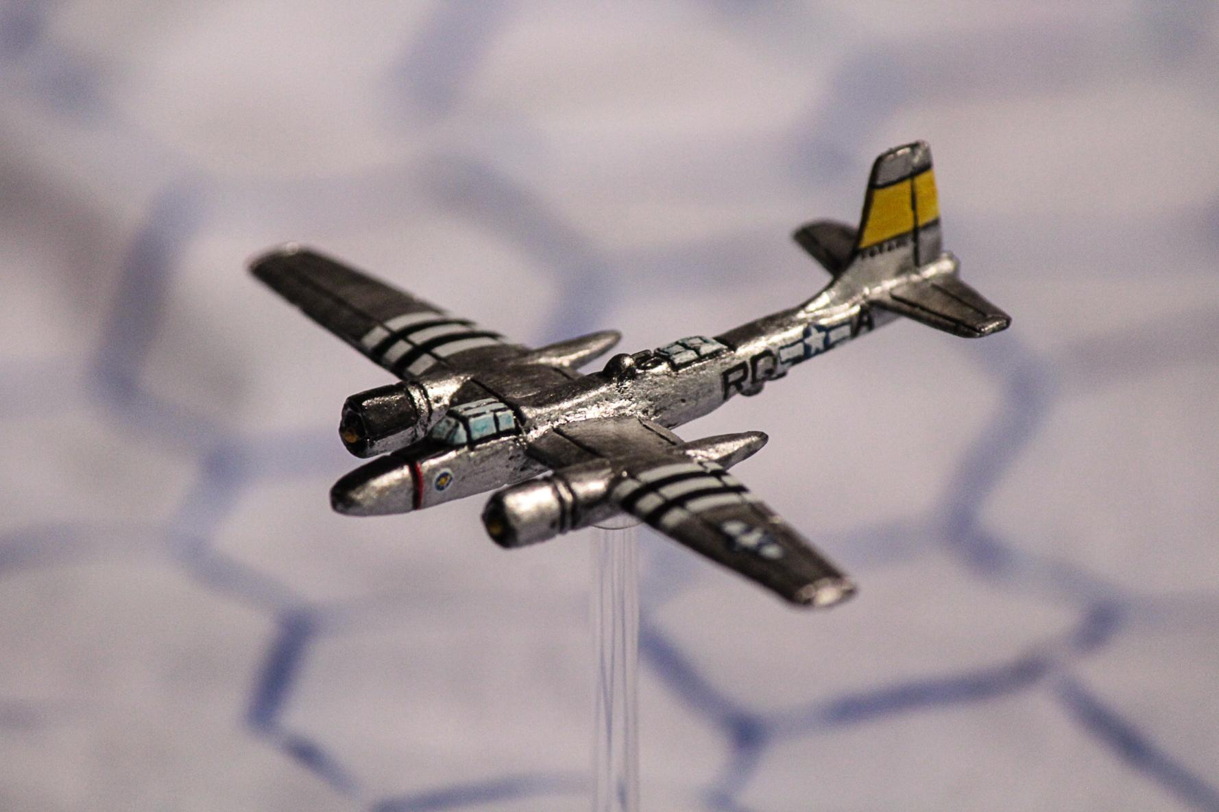 1:300, 6mm, Airborne, Aircraft, Airplane, Aviation, Check Your 6!, Fliers, World War 2