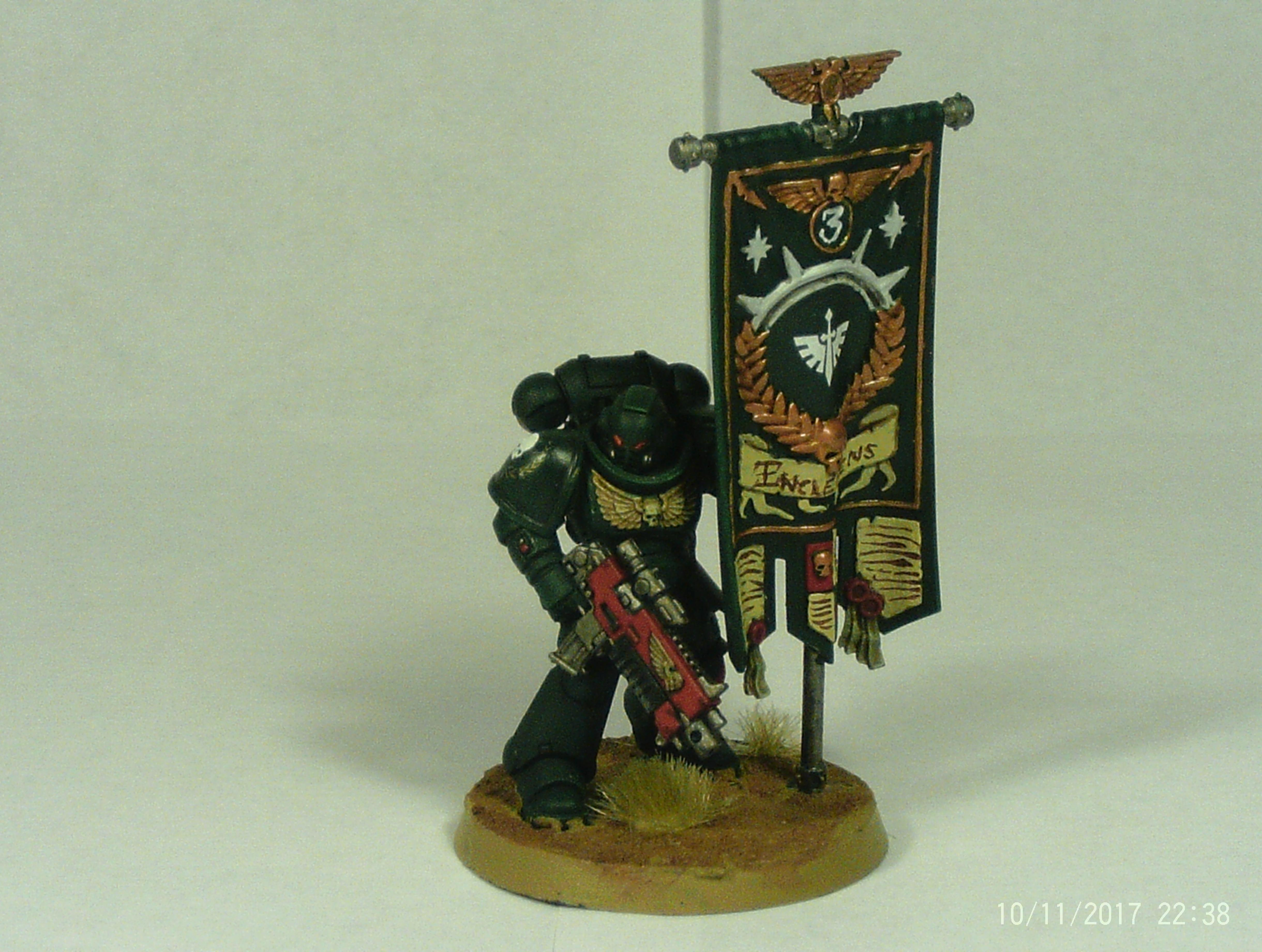Ancient, Banner, Chapter, Company
