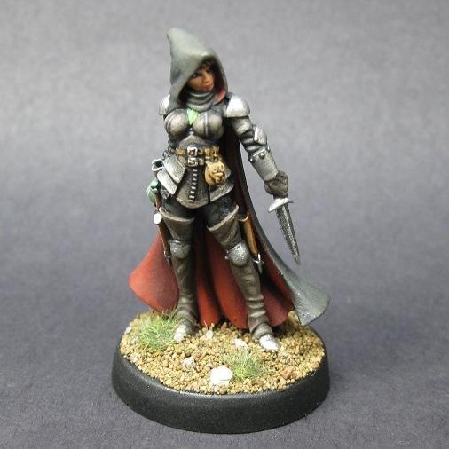Assassin, Reaper, Tara, Thief