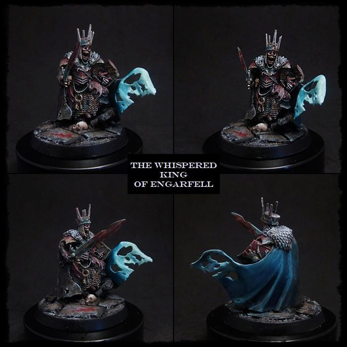 Age Of Sigmar, Death, Hero, King, Lord, Undead, Vampire Counts, Warhammer Fantasy, Wight