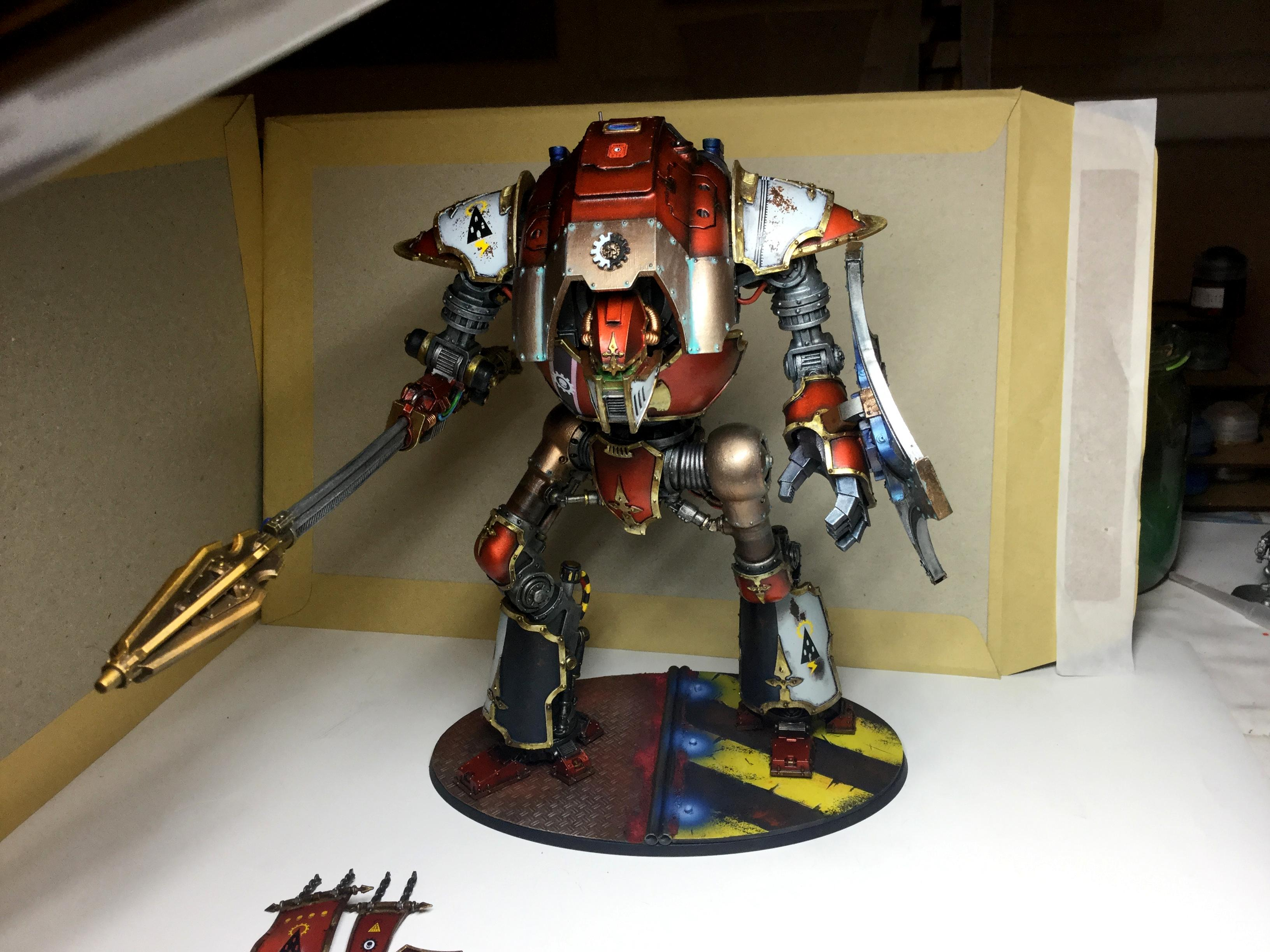 Cerastus, Forge World, Knight Lancer, Warhammer 40,000