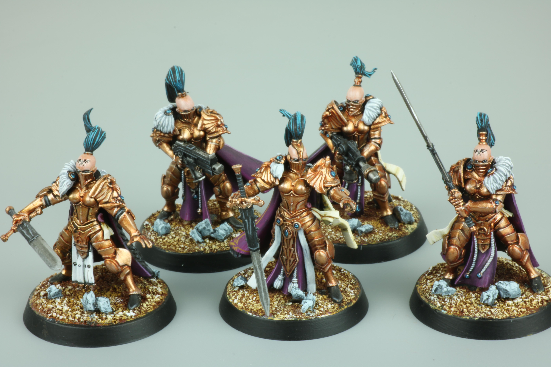 Burning, Heresy, Horus, Prospero, Sisters Of Silence, Warhammer 40,000
