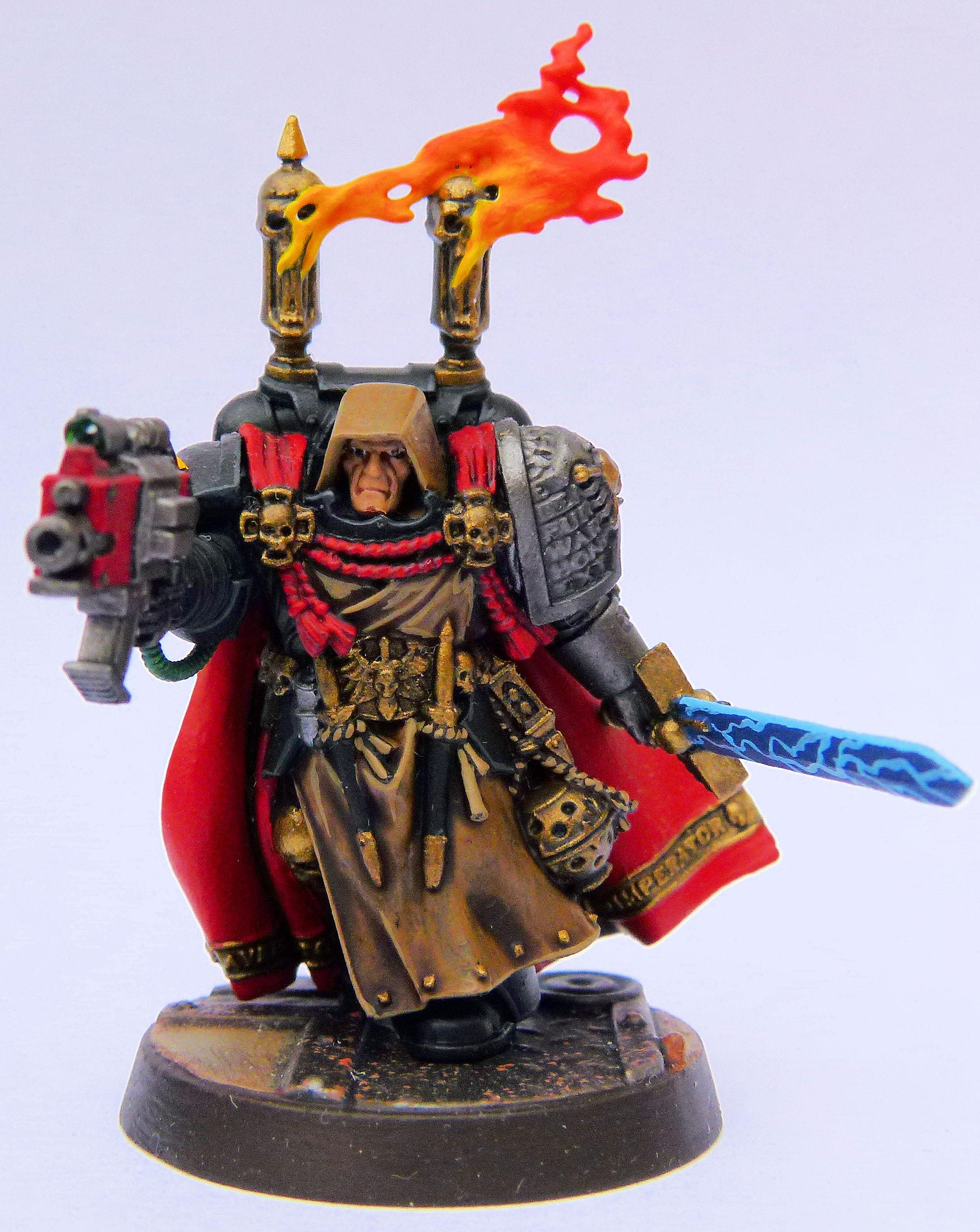 Scythes of the Emperor Deathwatch Veteran Front