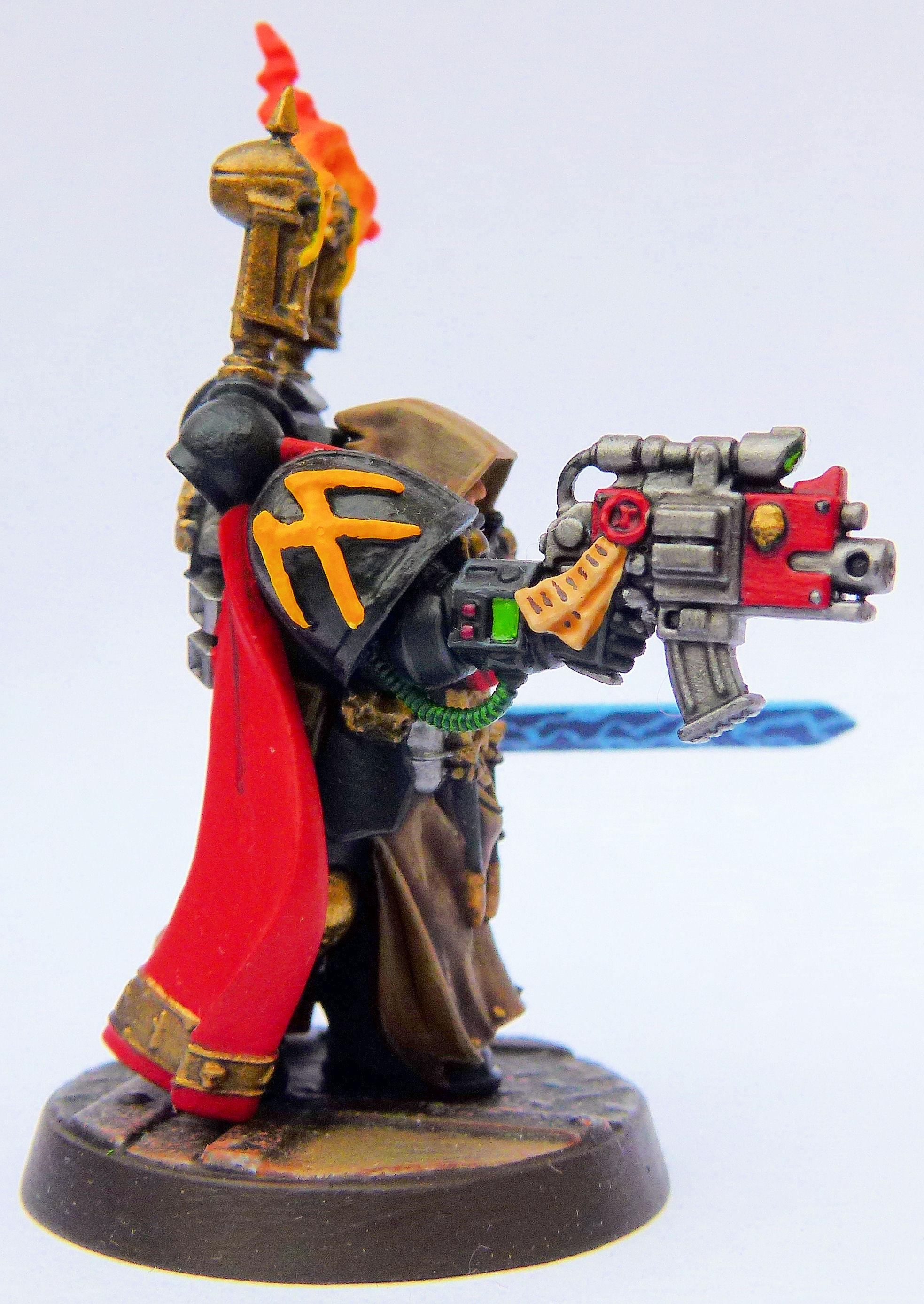 Scythes of the Emperor Deathwatch Veteran Right