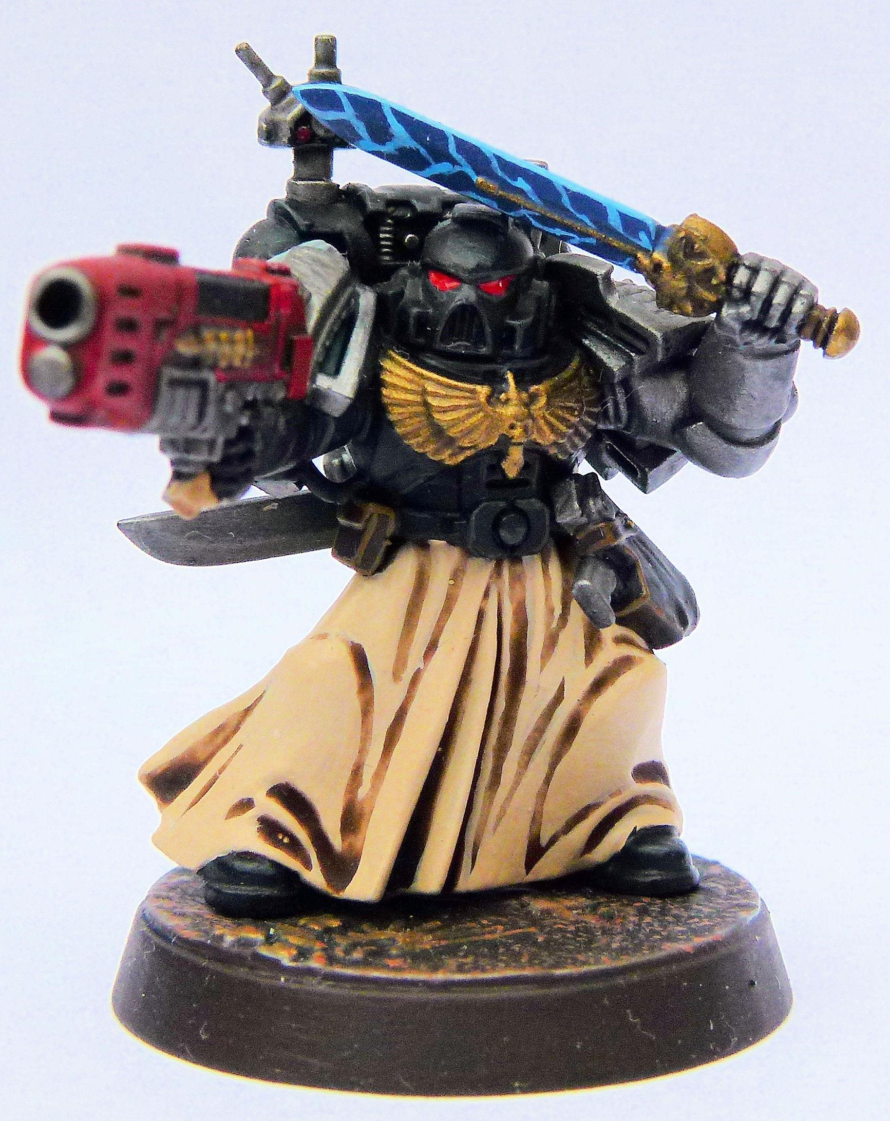 Guardians of the Covenant Deathwatch Veteran Front