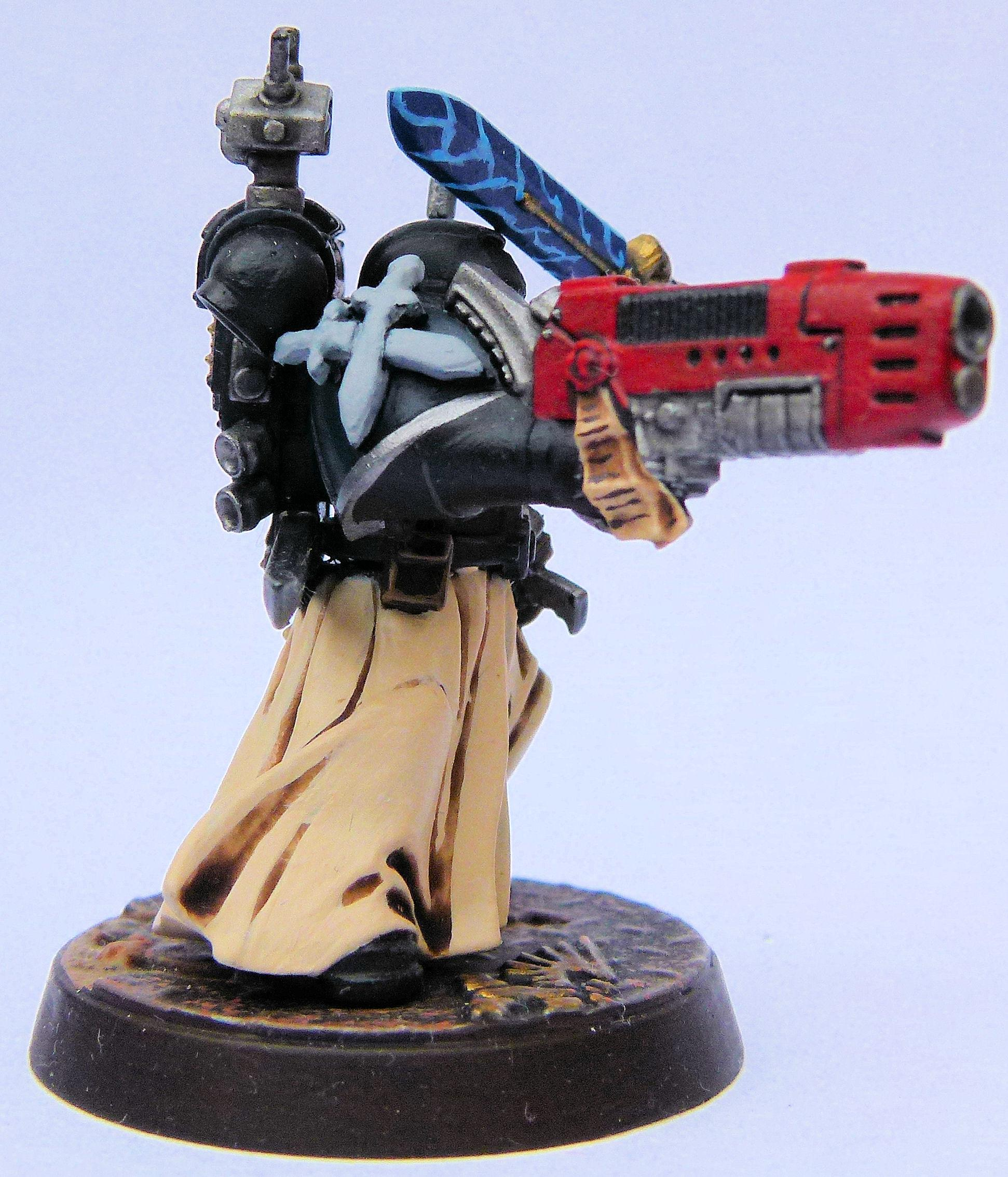 Guardians of the Covenant Deathwatch Veteran Right