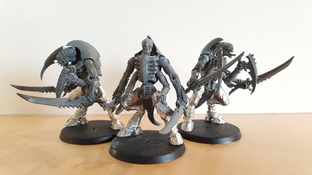 Tyranids, Warrior Primes