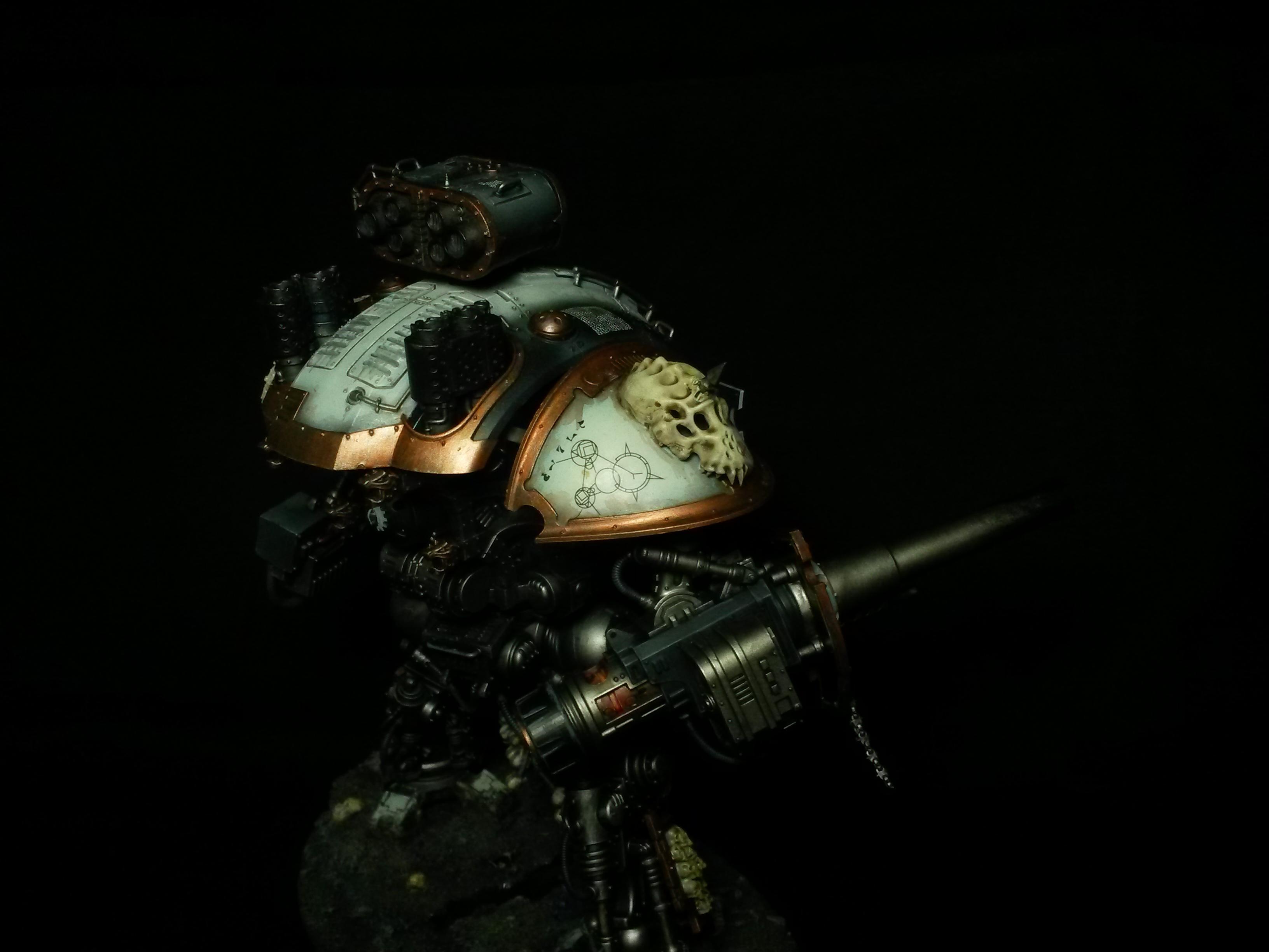 Chaos, Knights, Renegade, Skull
