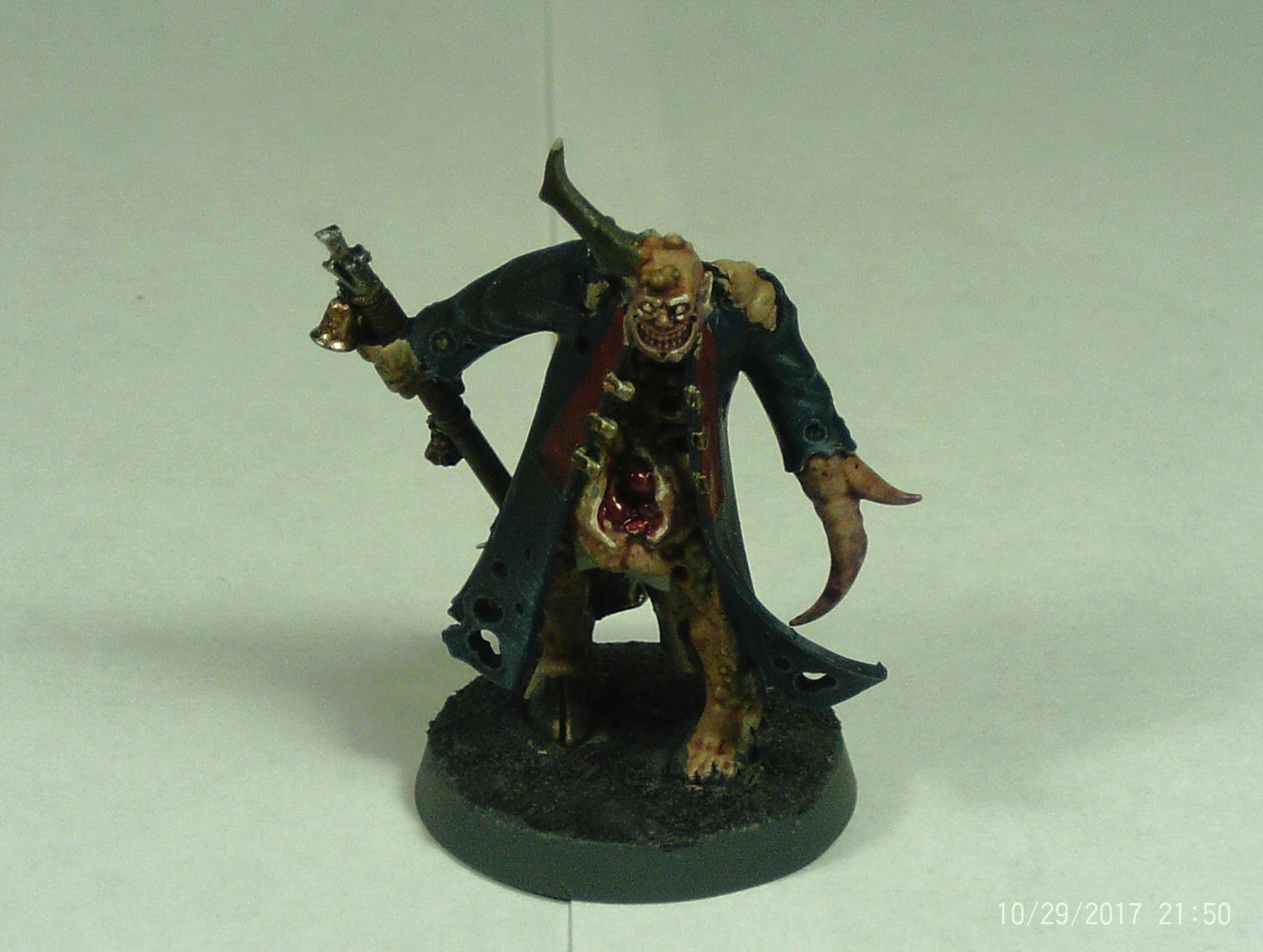 Chaos, Death, Disease, Guard, Nurgle, Plague, Poxwalkers, Zombie