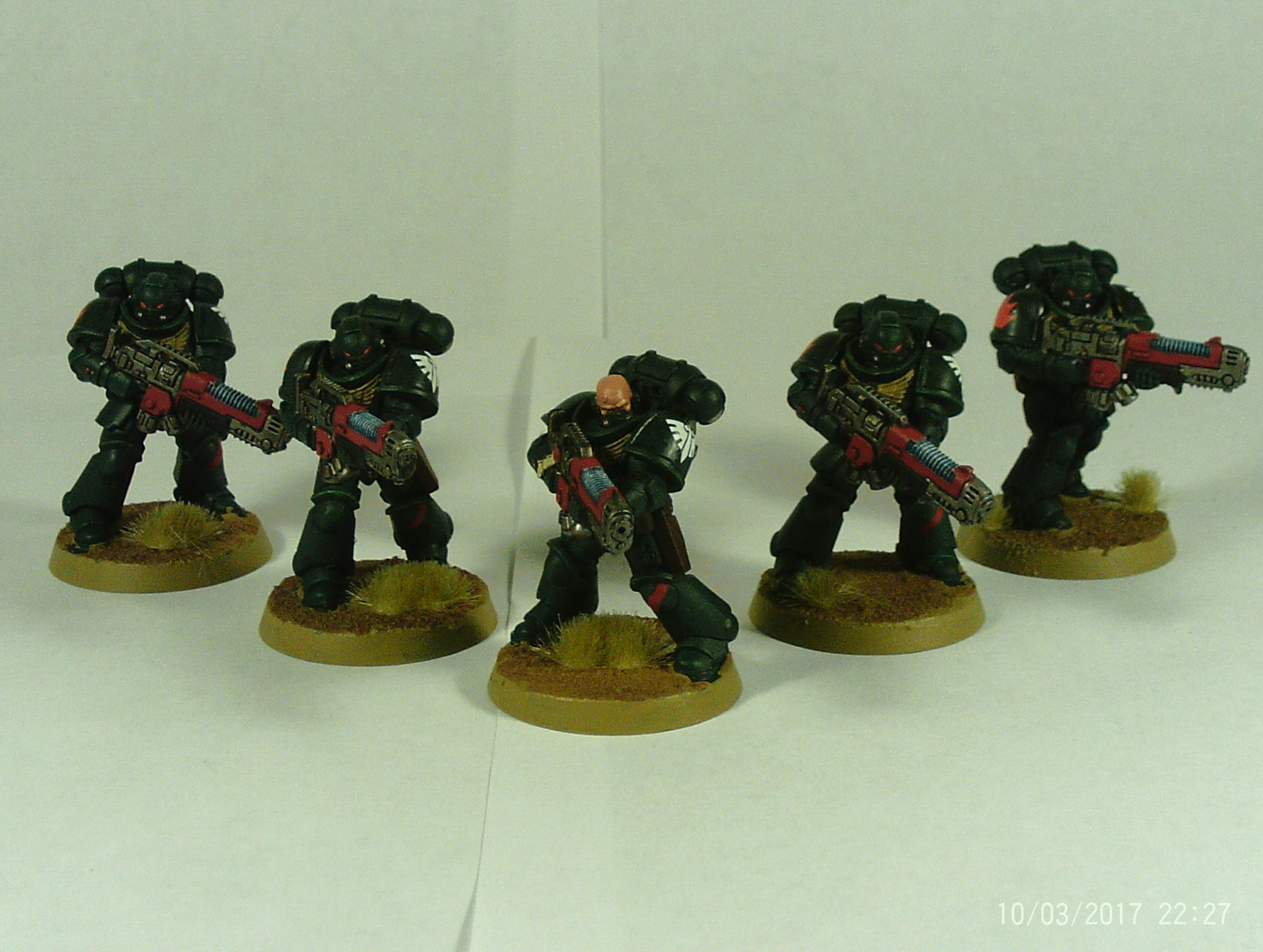 Hellblaster Squad Final