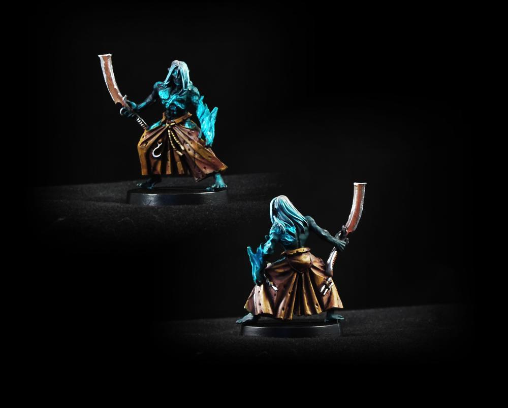 Dark Eldar, Eldar, Mandrake, Object Source Lighting, Warhammer 40,000