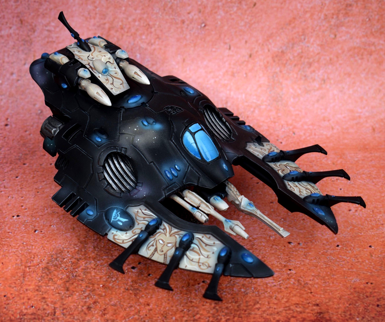 Dark Eldar, Eldar, Falcon, Fleet, Freehand, Isha, Object Source Lighting, Raider, Serpent, Ulthwe, Venom, Ynnari