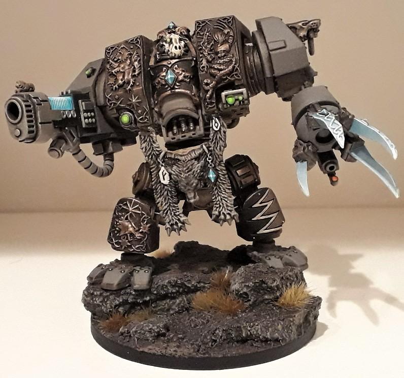 Bjorn, Bjorn The Fell-handed, Cybot, Dreadnought