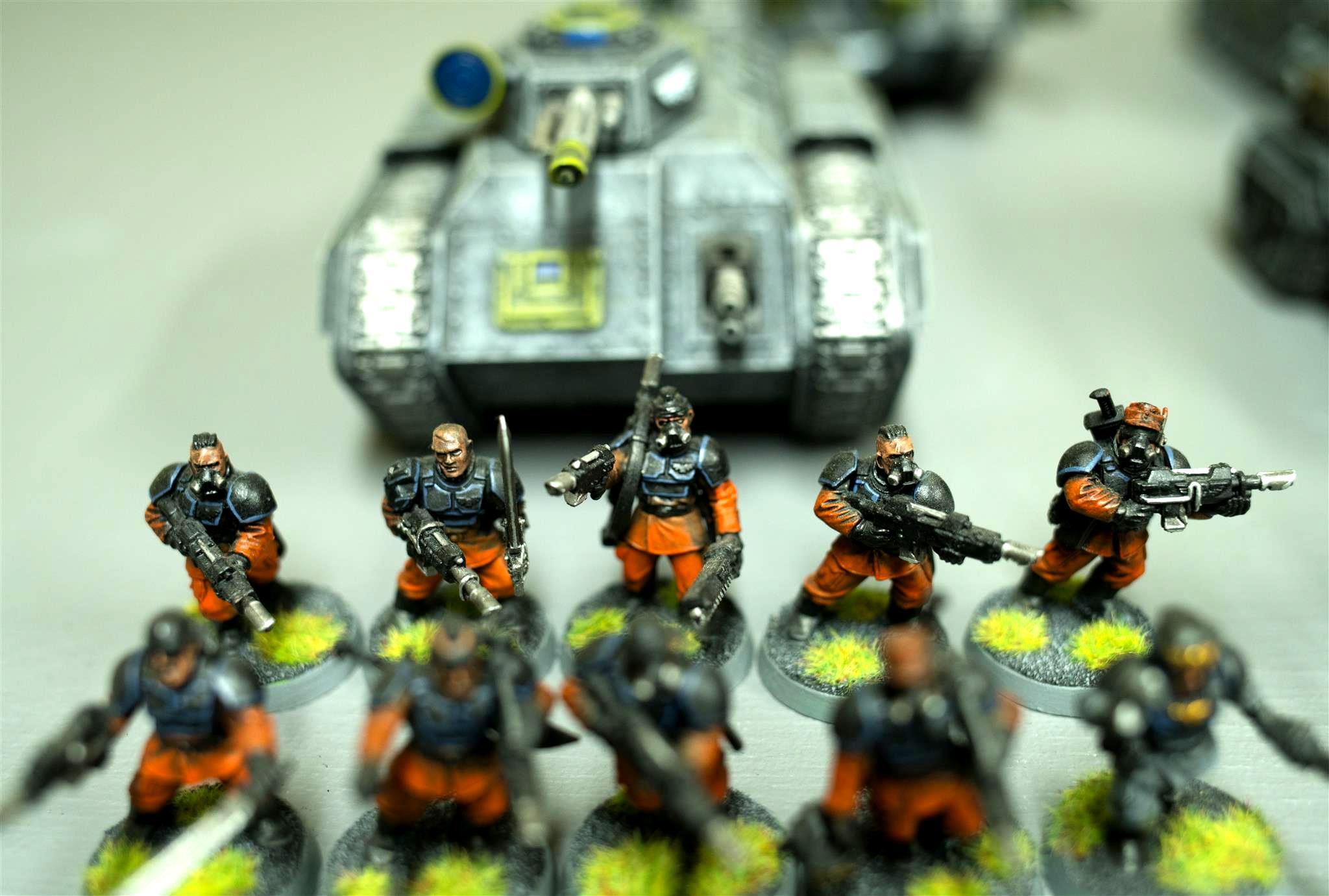 317th Sathanas Hoplites, Astra Militarum, Guard, Imp Guard, Imperial Guard, Penal Legion, Penal Legion Squad, Penal Legionaires, Veteran, Veteran Penal Legionaires