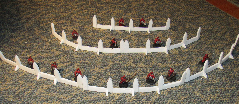 Aegis defense line