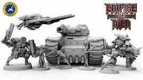 Archon Studio, Empire Of Men, Infantry
