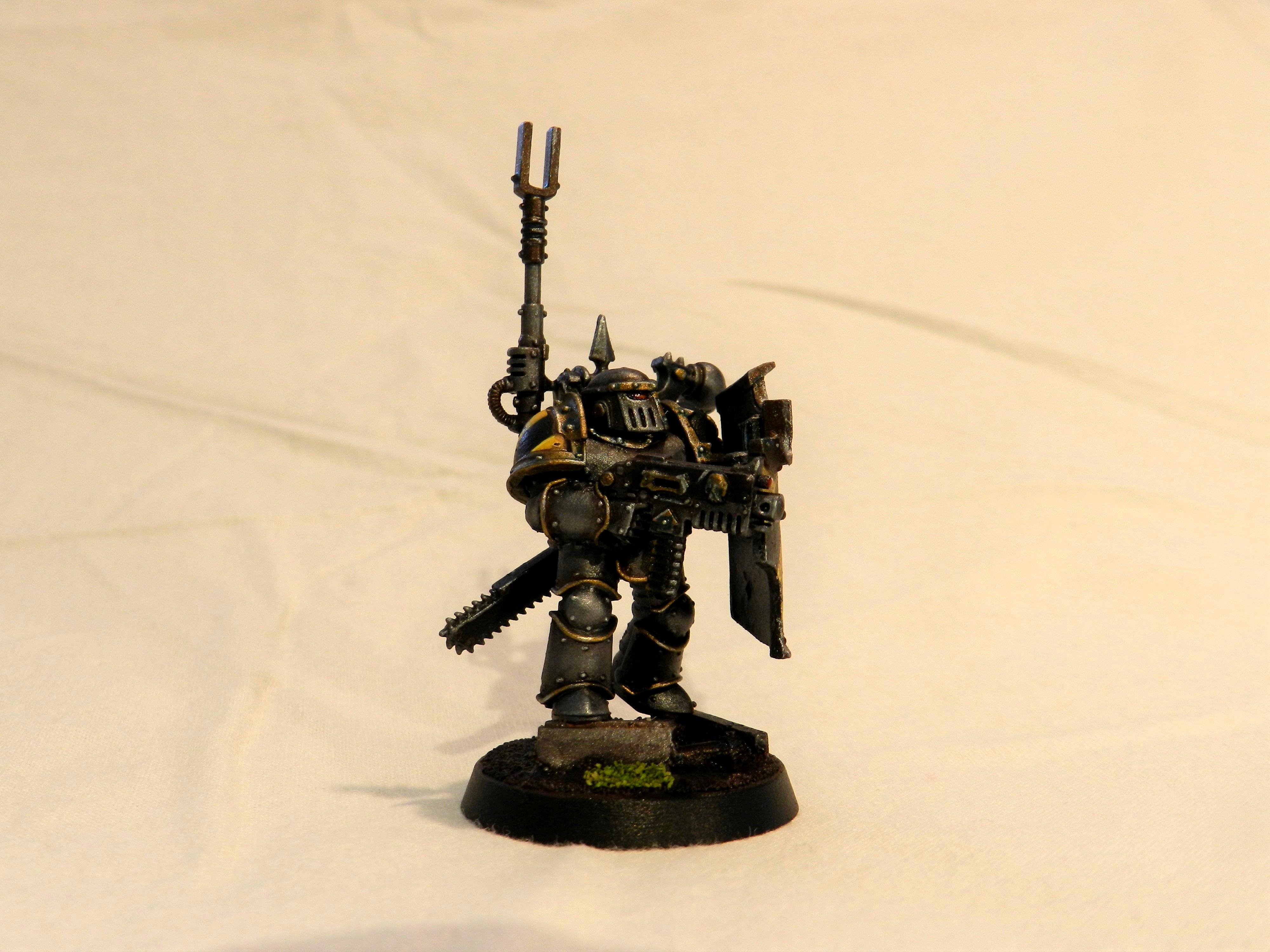 Chaos Space Marines, Iron Warriors, Plague Marines