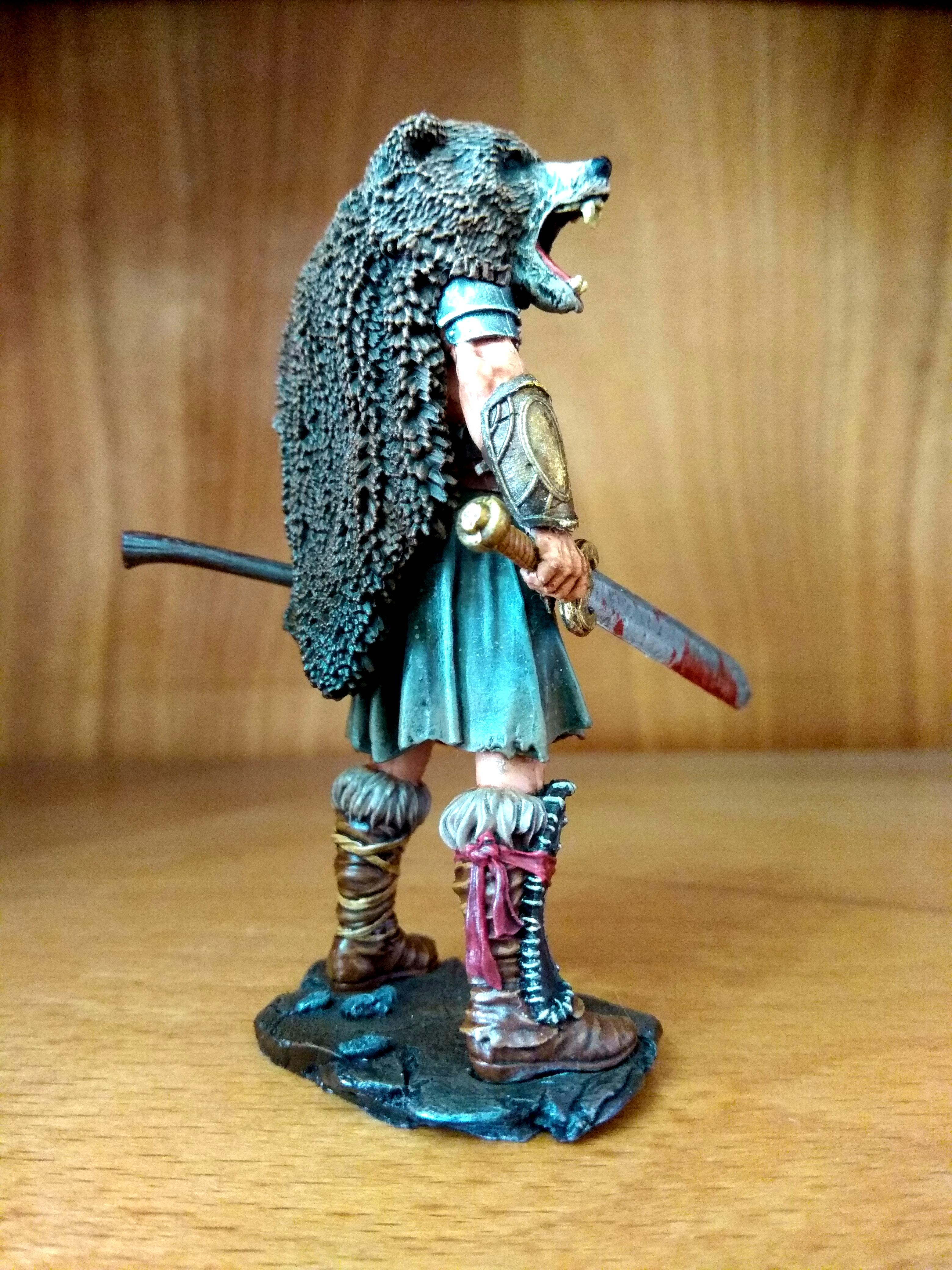 Barbarian, Draconia, Seth, Zhork