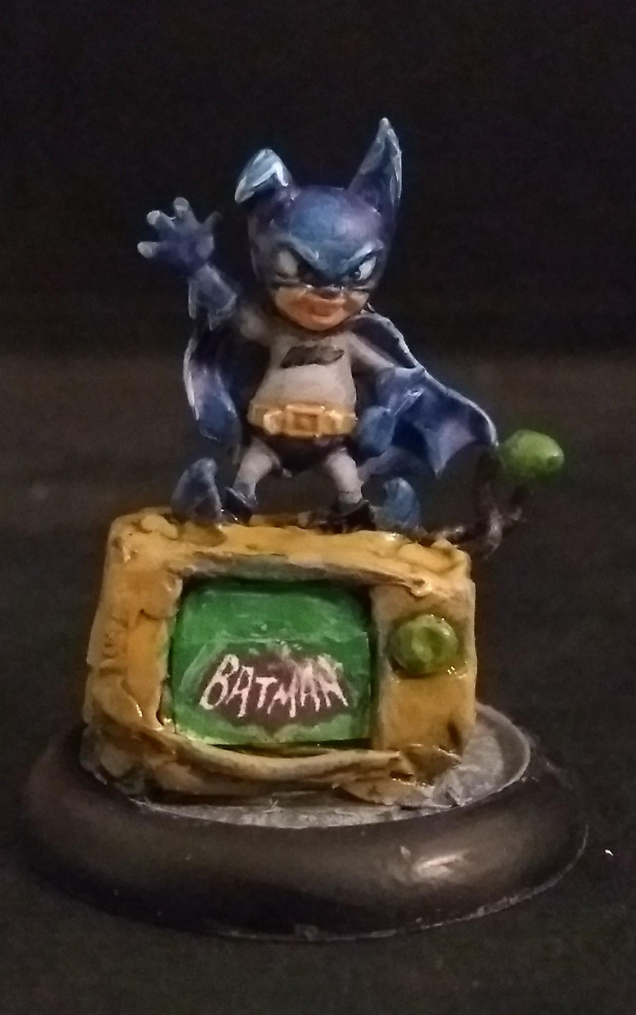 Batman, Bmg, Dcu, Dcumg, Imp, Knight Models, Superhero, Tv