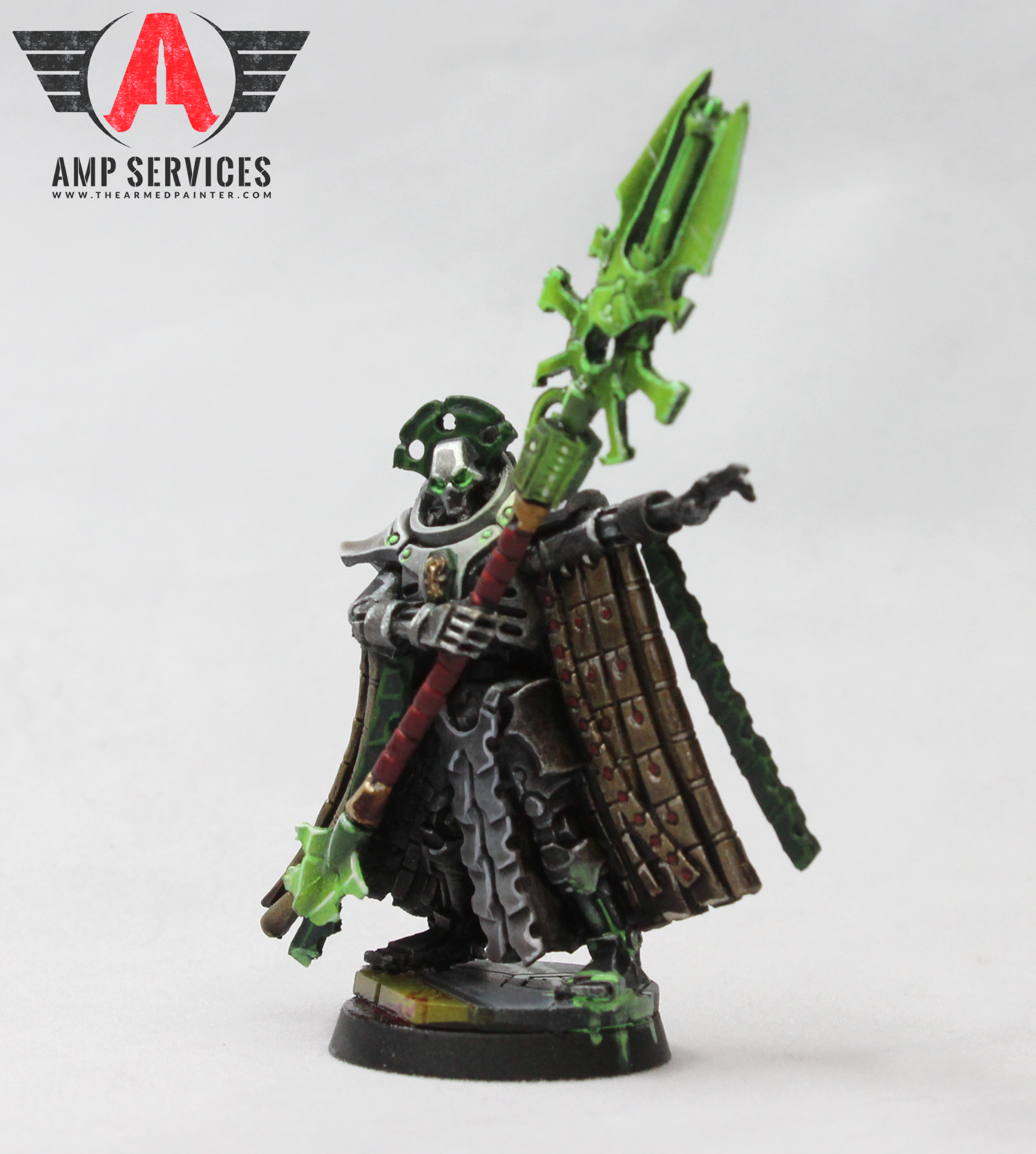 #thearmedpainter, Ampservices, Gamesworkshops, Miniatures, Necrons, Twitch, Warhammer 40,000