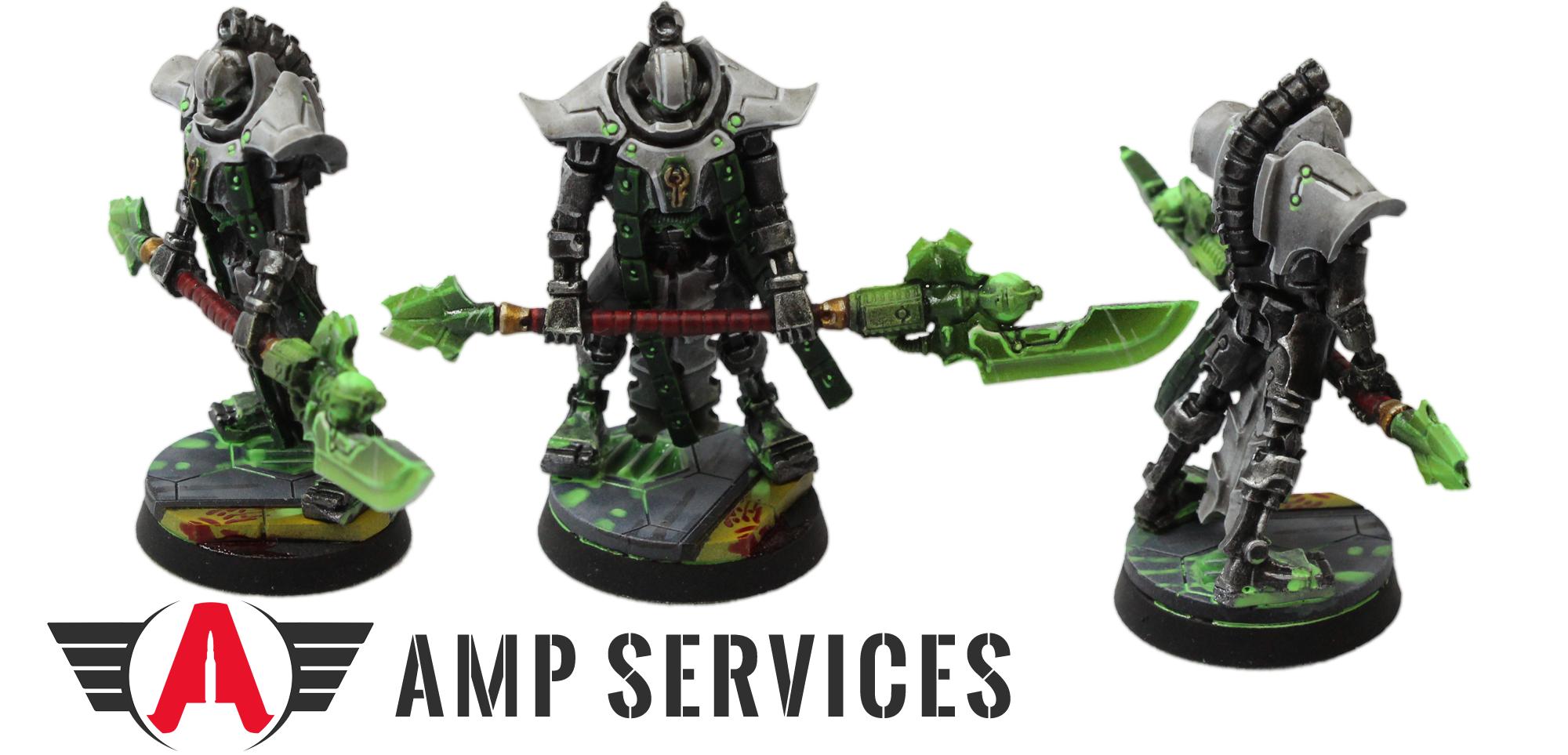 #thearmedpainter, Ampservices, Gamesworkshops, Miniatures, Necrons, Twitch, Warhammer 40,000