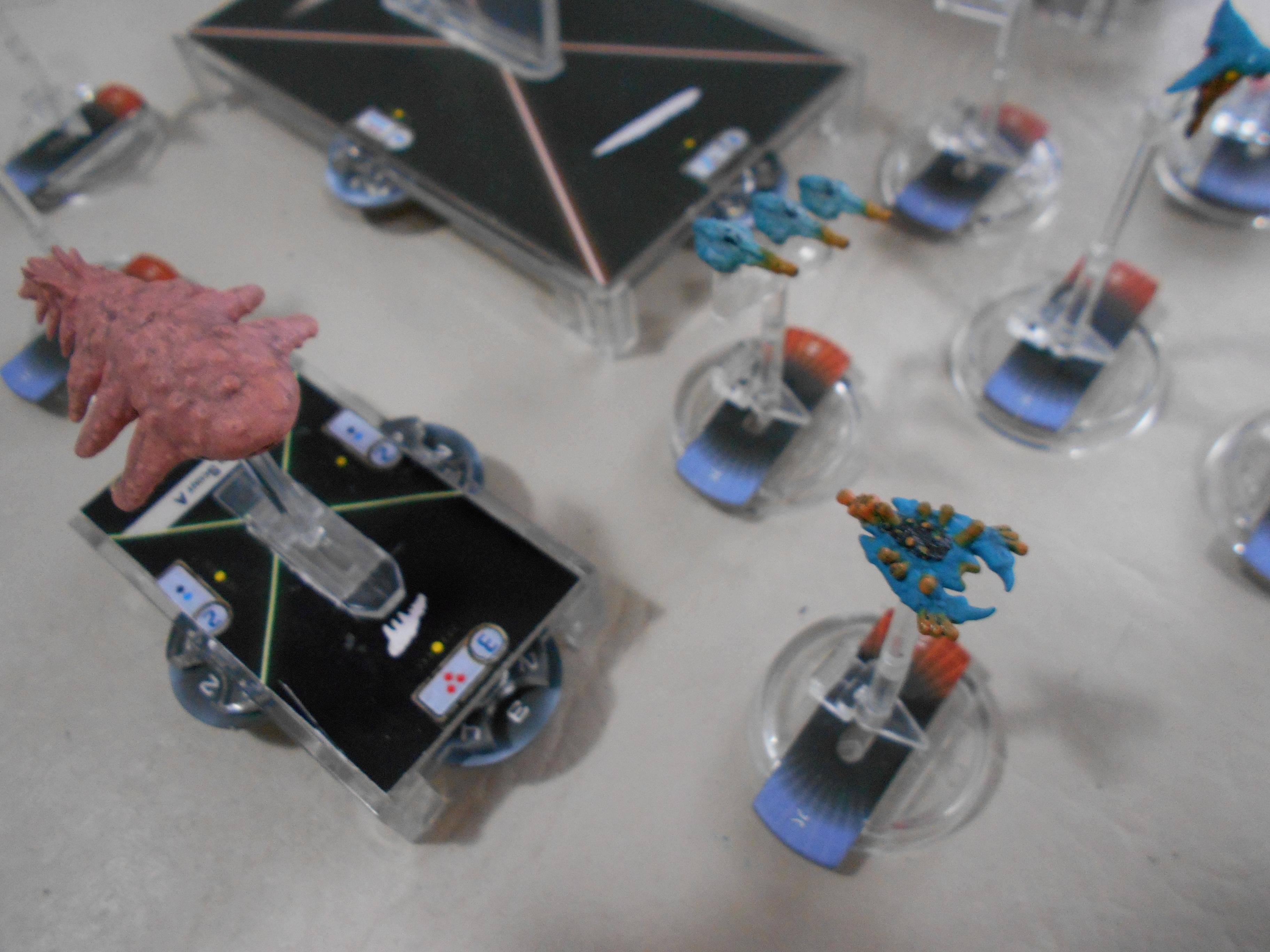 Armada, Fleet, Star Wars, Yuuzhan Vong