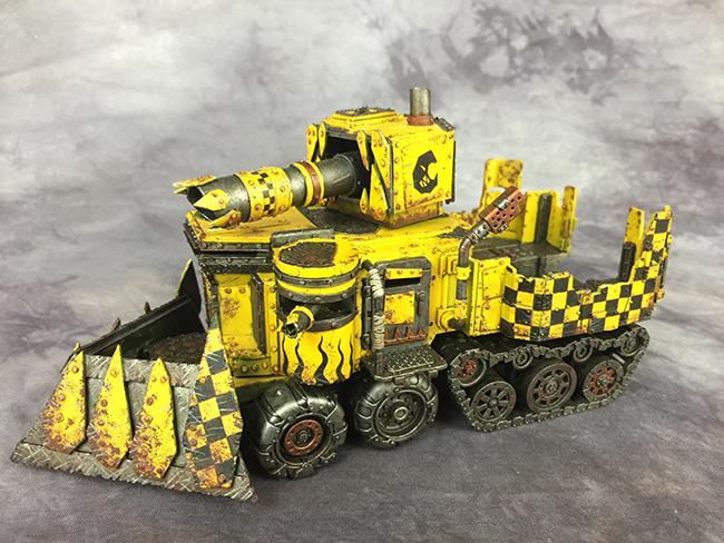 Battle, Orks, Truk