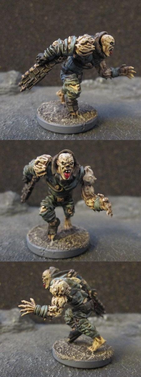 Plague Trooper