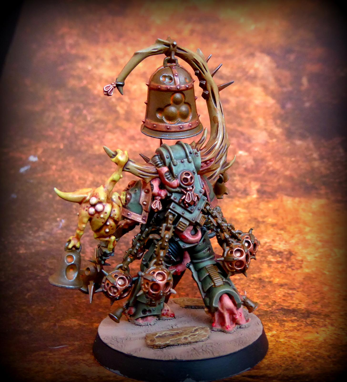 Death Guard, Noxious Blightbringer, Nurgle