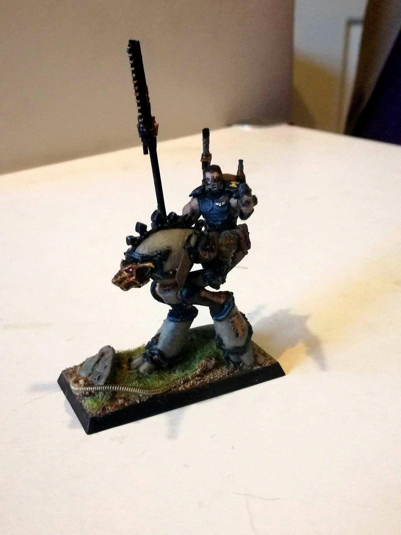 Astra Militarum, Conversion, Imperial Guard, Rough Riders