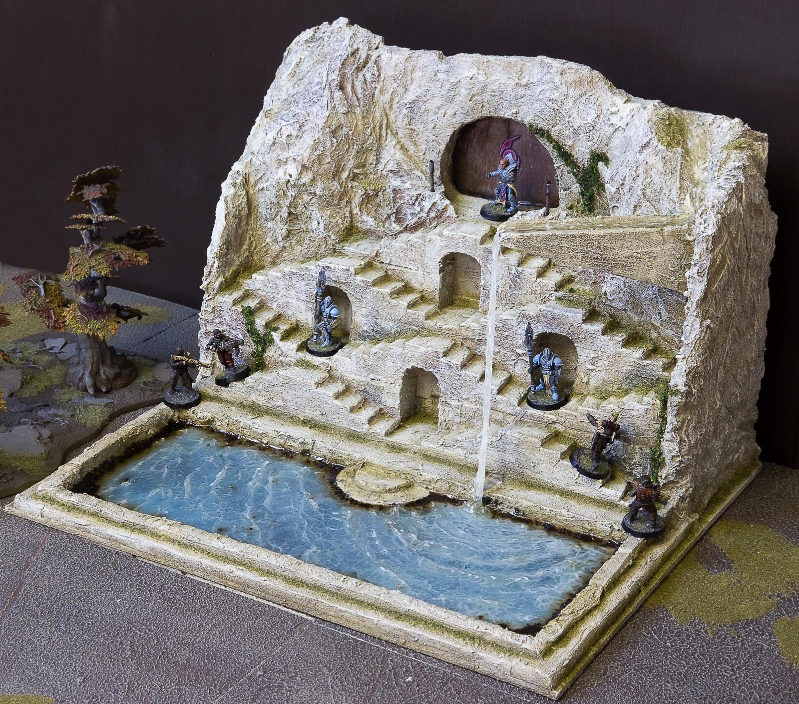 Broken, Buildings, Karis, Maelstrom's Edge, Praetorians, Temple, Terrain