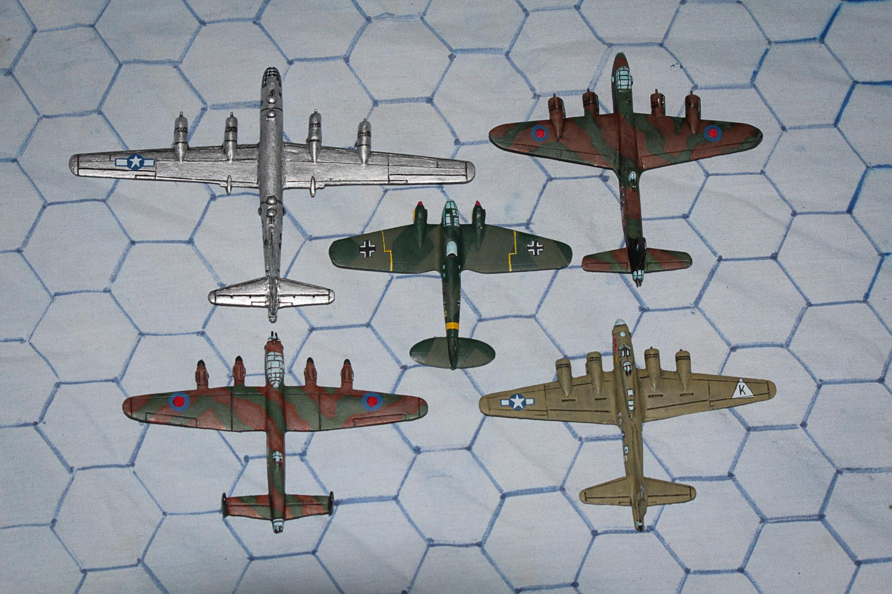 1:300 Scale, 6mm Scale, Air Combat, Airborne, Airplane, Finland, Fliers, French, Germans, Imperial Japan, Italian, Luftwaffe, Raf, Republic Of China, Soviet, Usaaf, World War 2