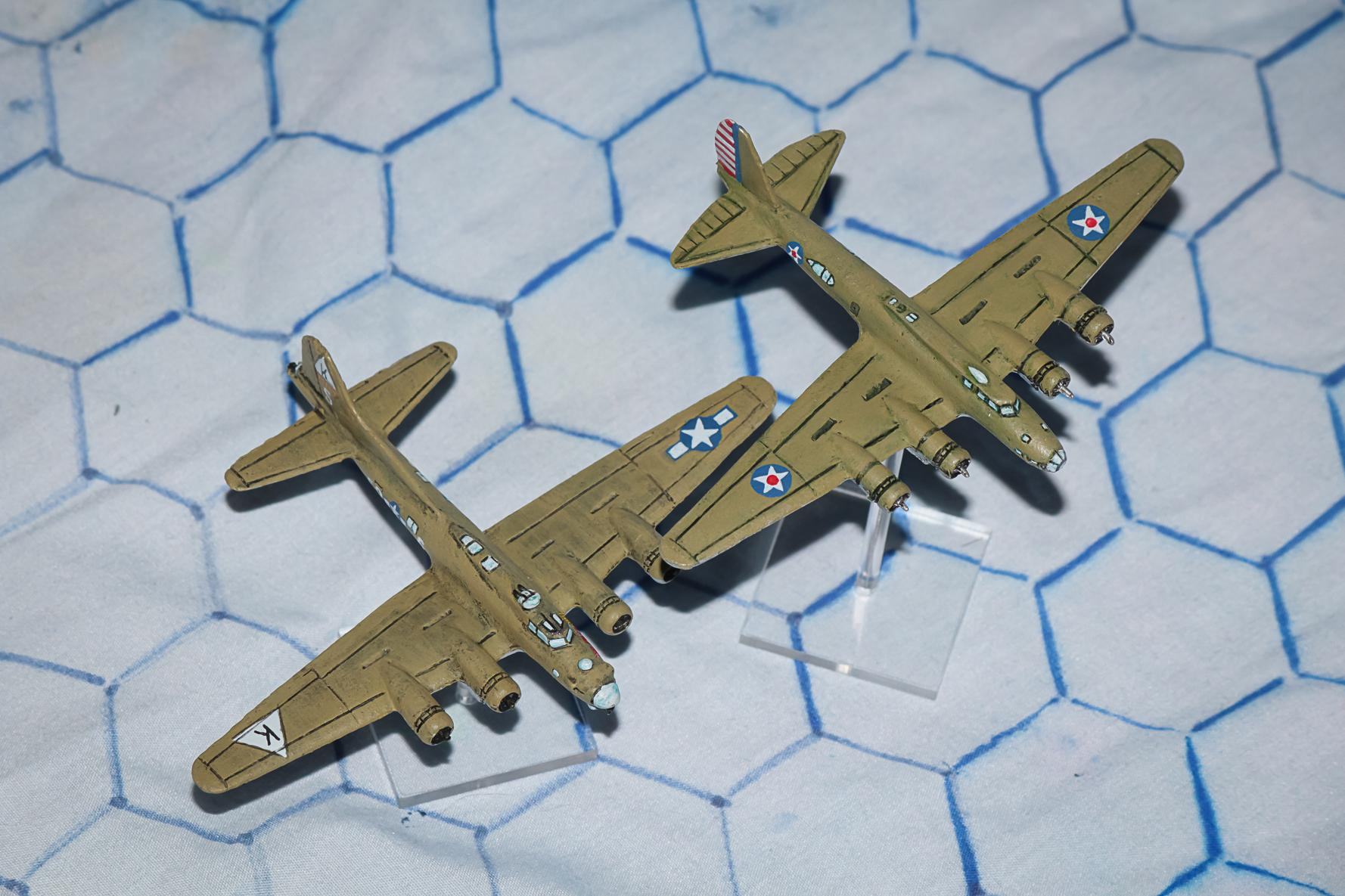 1:300 Scale, 6mm Scale, Air Combat, Airborne, Airplane, B-17, Bomber, Finland, Fliers, Flying, Fortress, French, Germans, Imperial Japan, Italian, Luftwaffe, Raf, Republic Of China, Soviet, Usaaf, World War 2