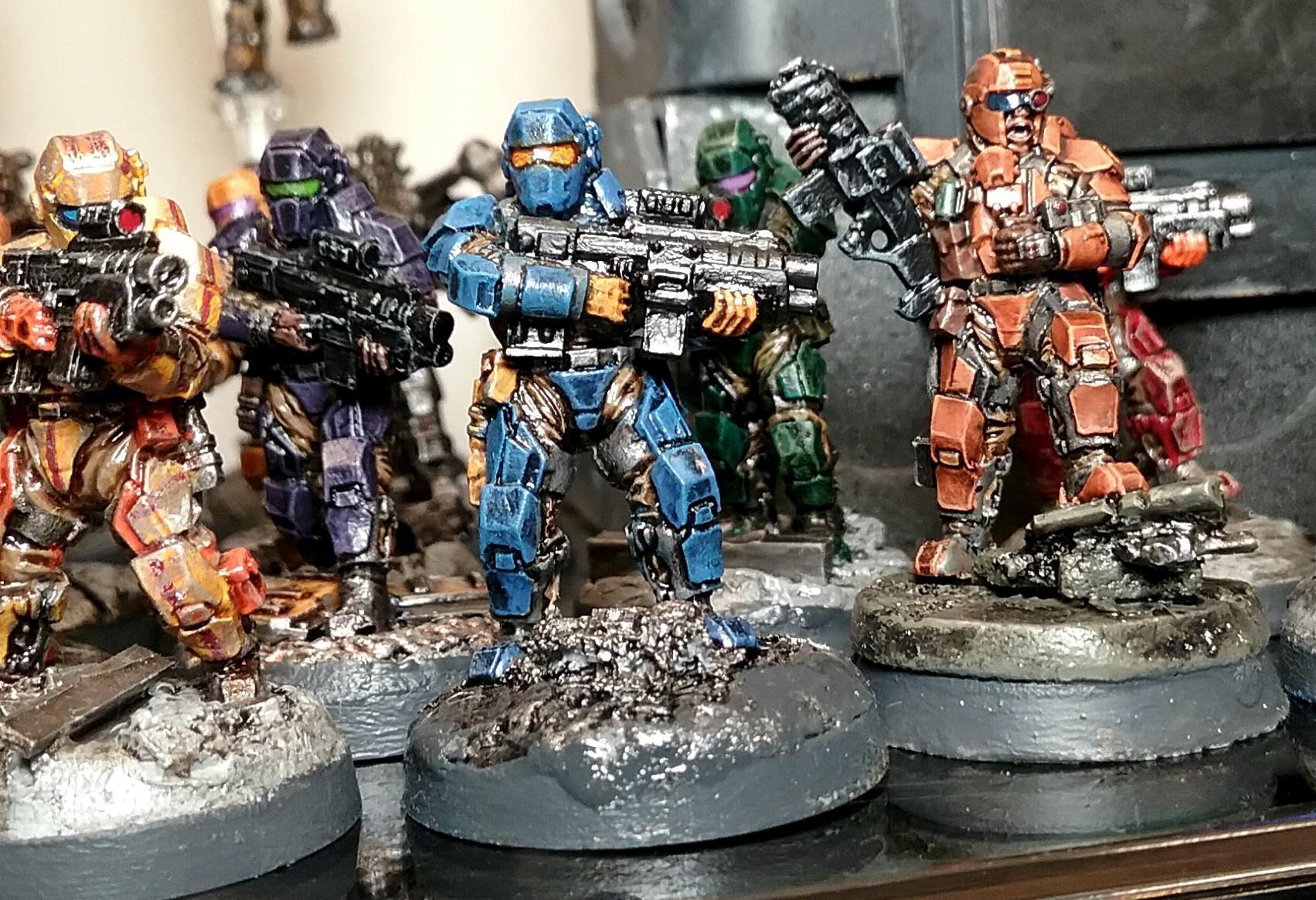 Afterlife, Republic, Republic Grenadiers