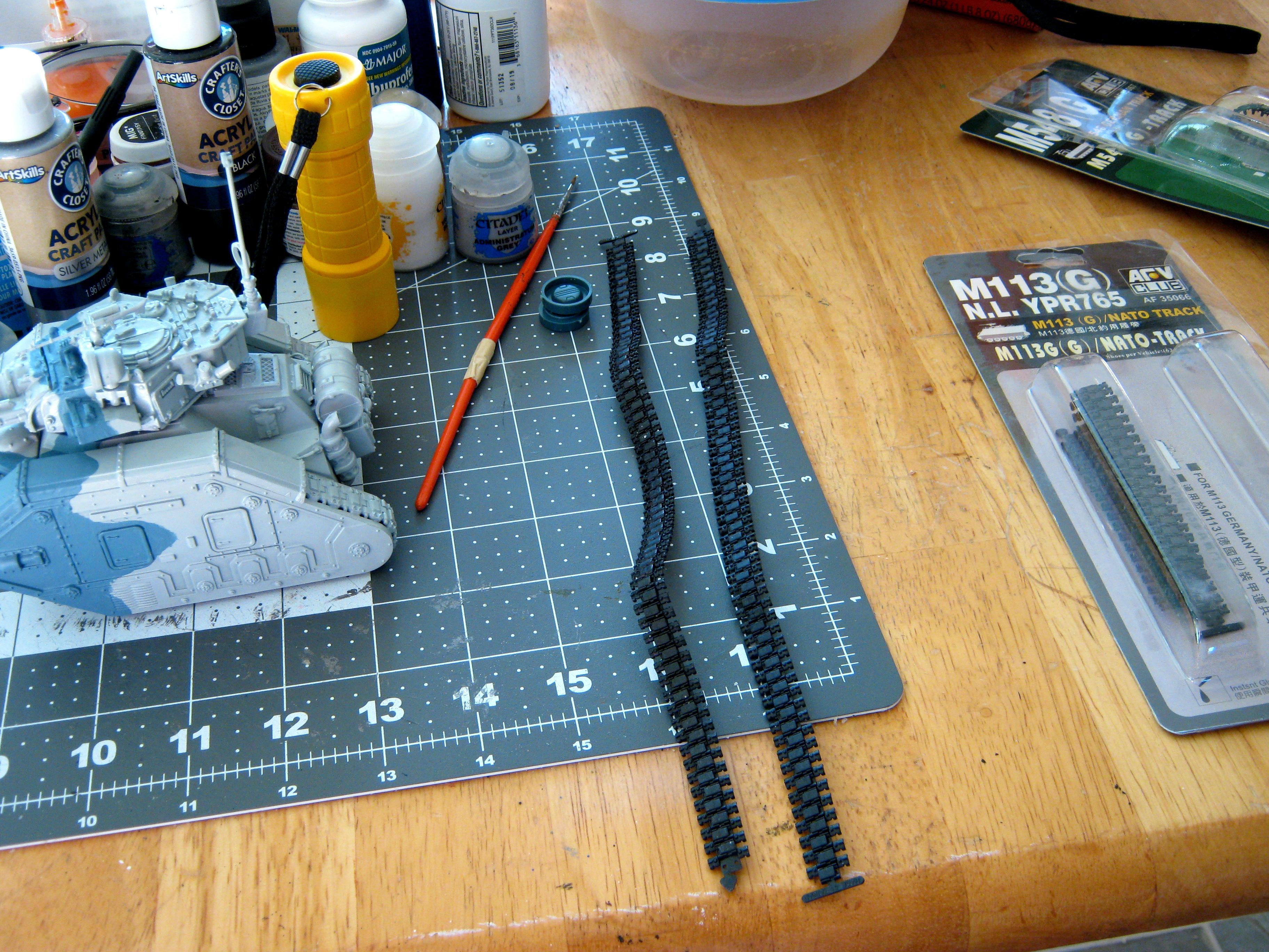 Afv, Anime, Conversion, Counts As, Crusher Joe, Dark Age Of Technology, Imperial, Proxy, Tank