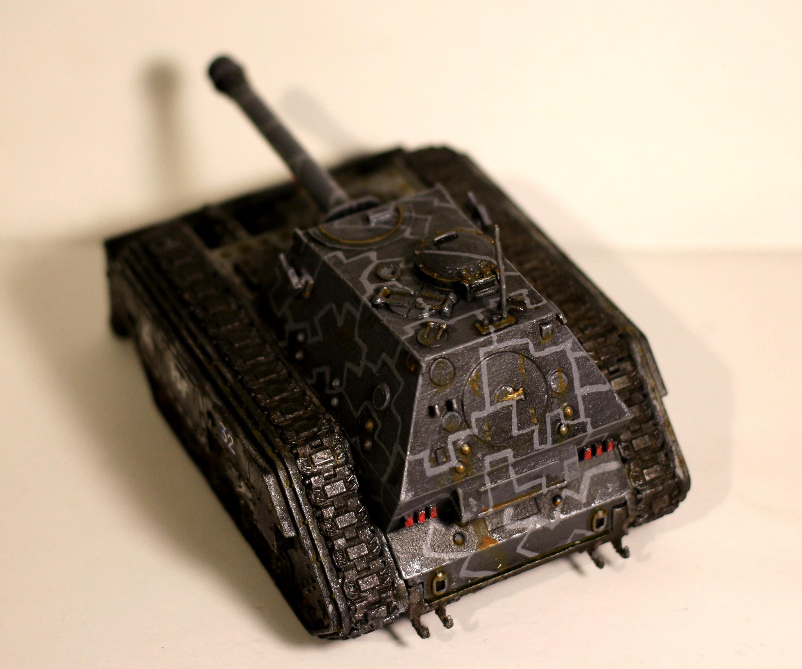 3d Print, 3d Printed, Alternative, Cabin, Chimera, Conversion, Destroyer, Ferdinand, Guard, Imperial, Tank, Vehicle, Warhammer 40,000