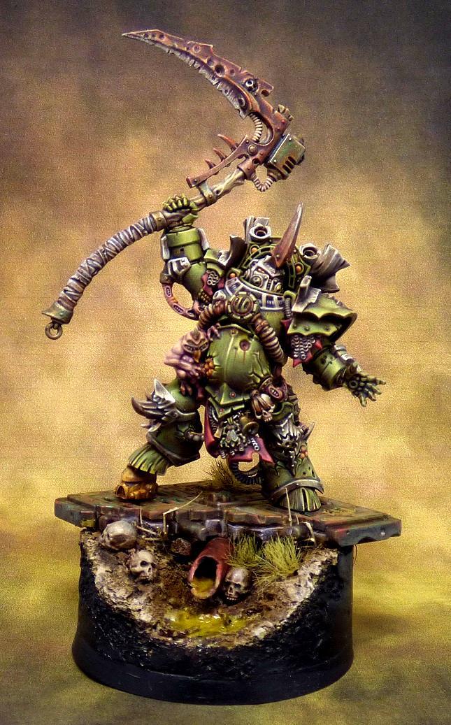 Death Guard, Typhus, Warhammer 40,000