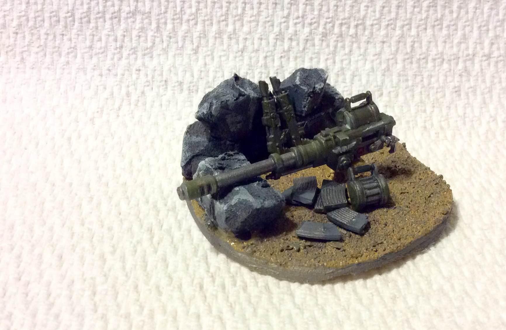 Am, Autocannon, Heavy Weapon Team, Imperial Guard