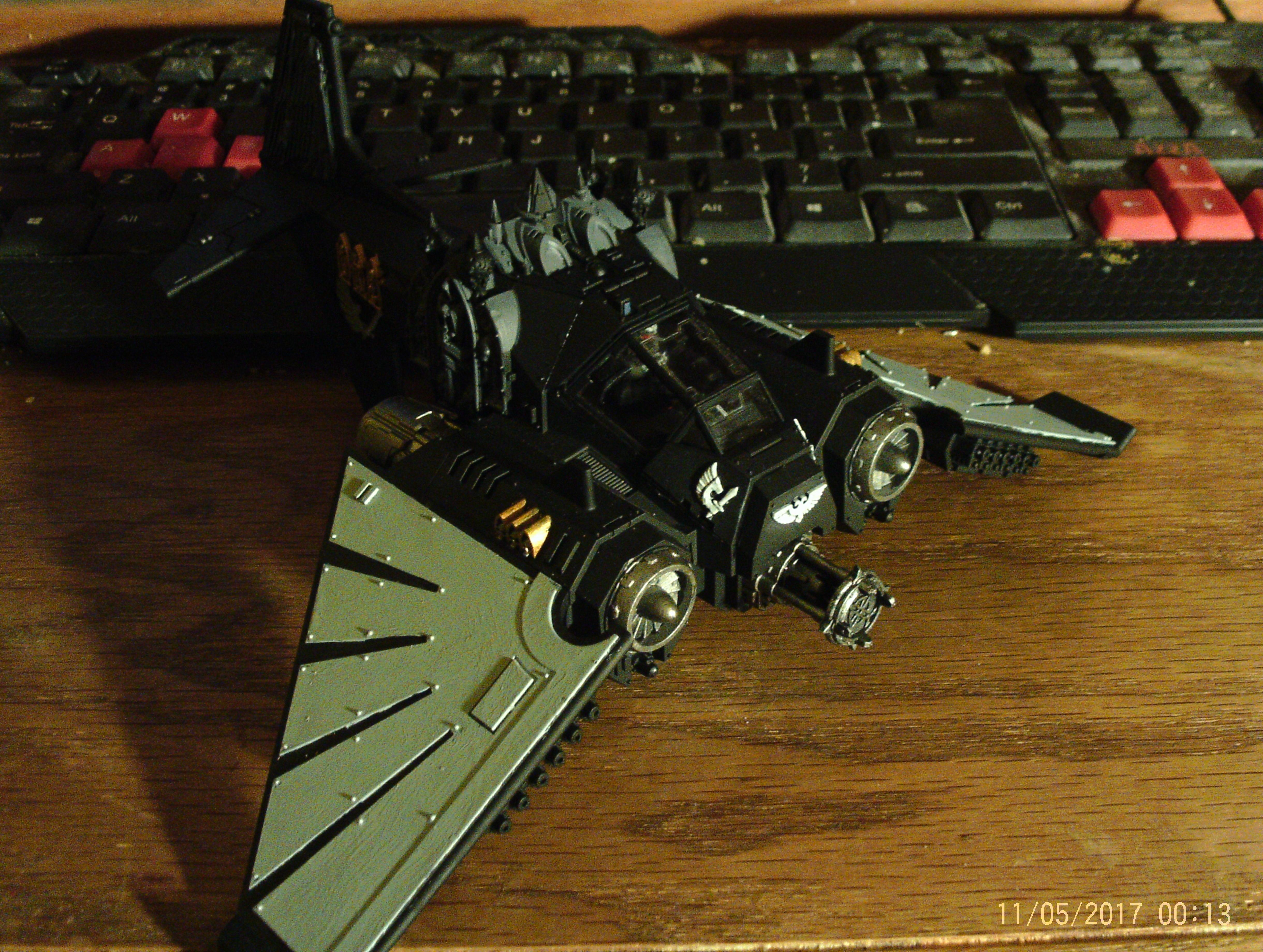 Dark Talon WIP 1