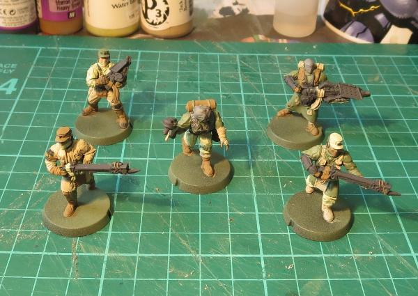 The Comm Guild: Quick-painting the Broken