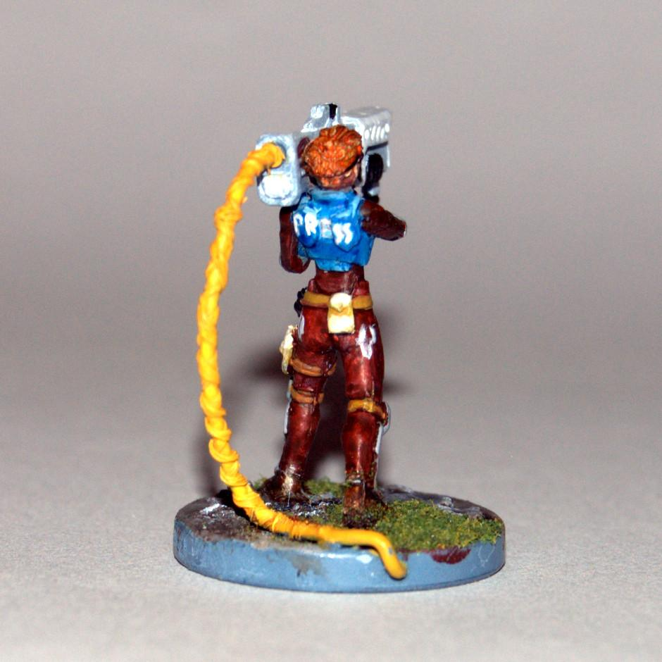 Deadzone, Mantic Games, Rebels
