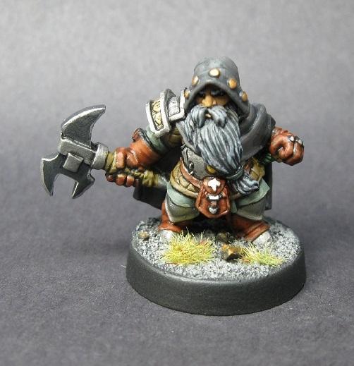 Dwarf Lord, Dwarf Ranger, Dwarf Thief - 14460: Dwarven