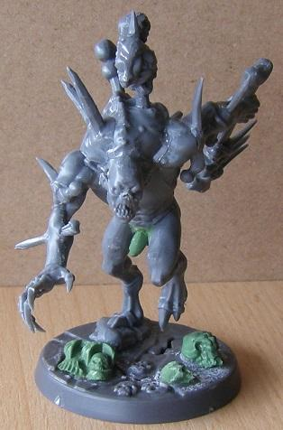 Crypt Haunter Courtier WIP (NSFW)