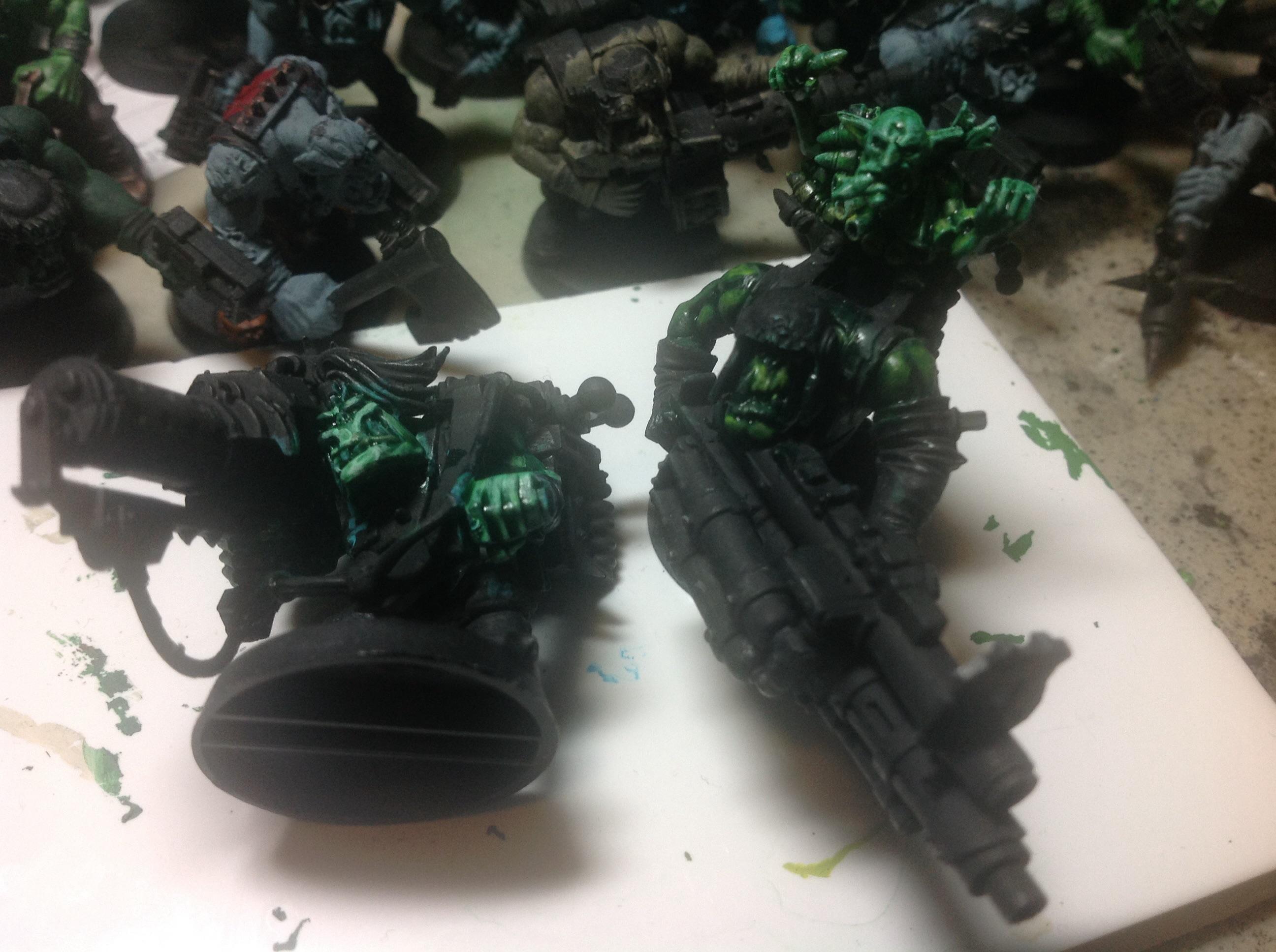 Batch, Boy, Green, Orks, Pip, Skin, Waaazag, Warboss_waaazag, Warhammer 40,000, Warhammer Fantasy