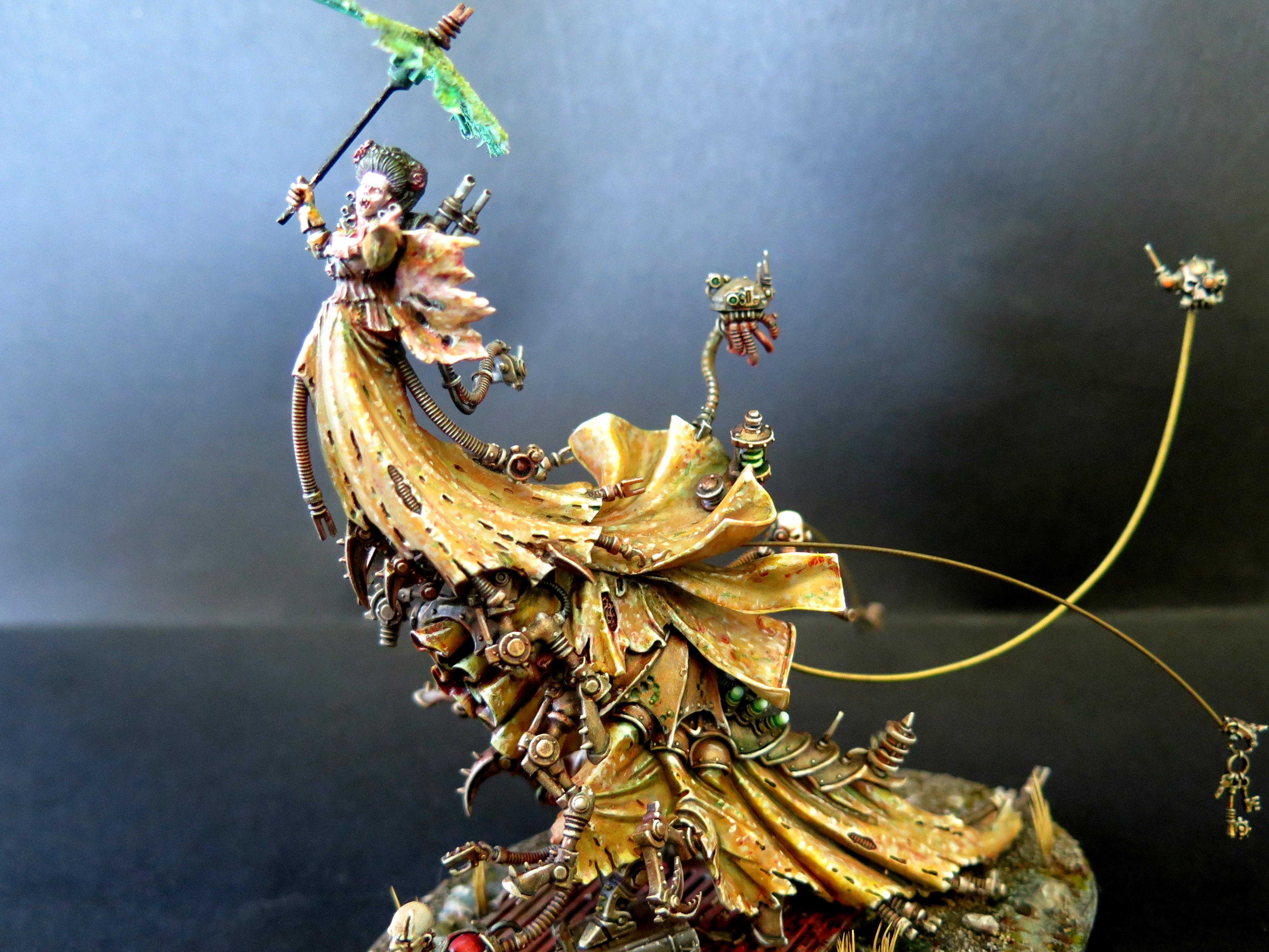 Conversion, Cyborg, Female, Steampunk